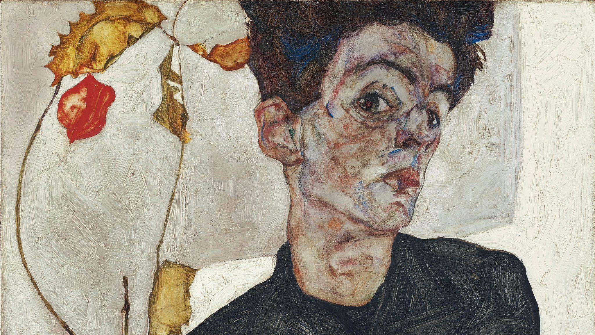 2048x1152 Đánh giá Egon Schiele và Francesca Woodman Tate-