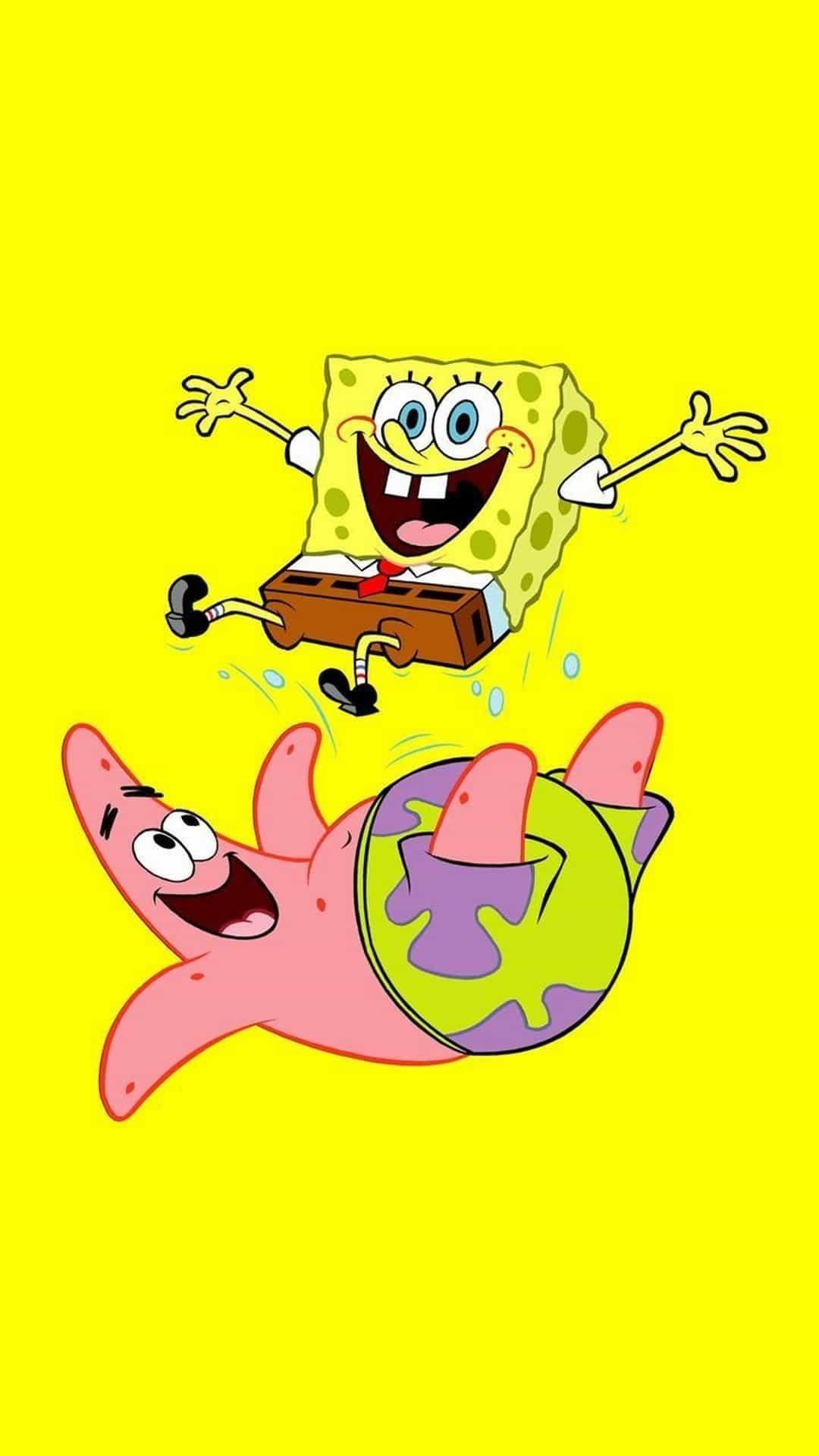 Gambar Wallpaper Spongebob Untuk android