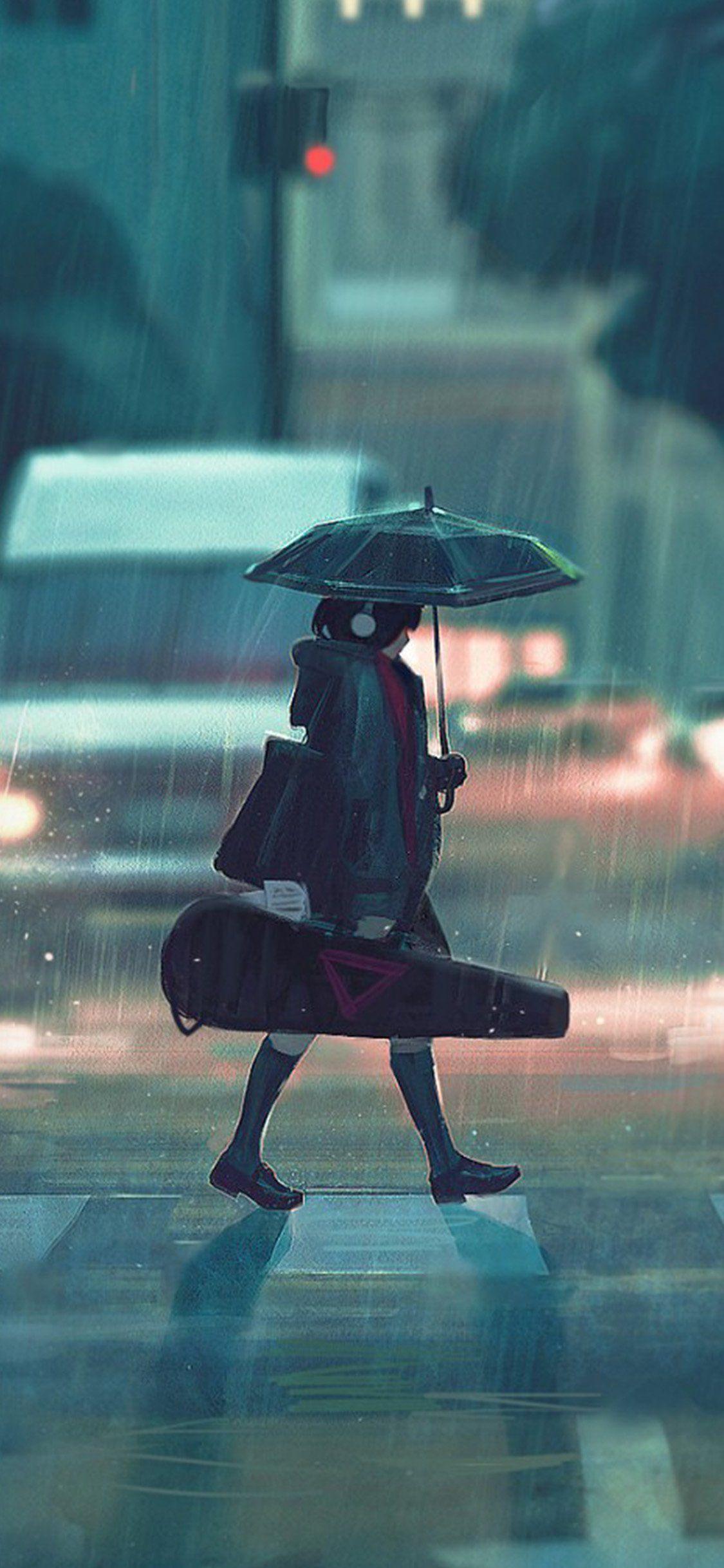 Sad Anime Aesthetic Wallpapers - Top Free Sad Anime ...