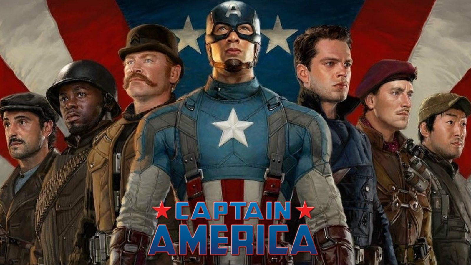Captain America The First Avenger Wallpapers Top Free Captain