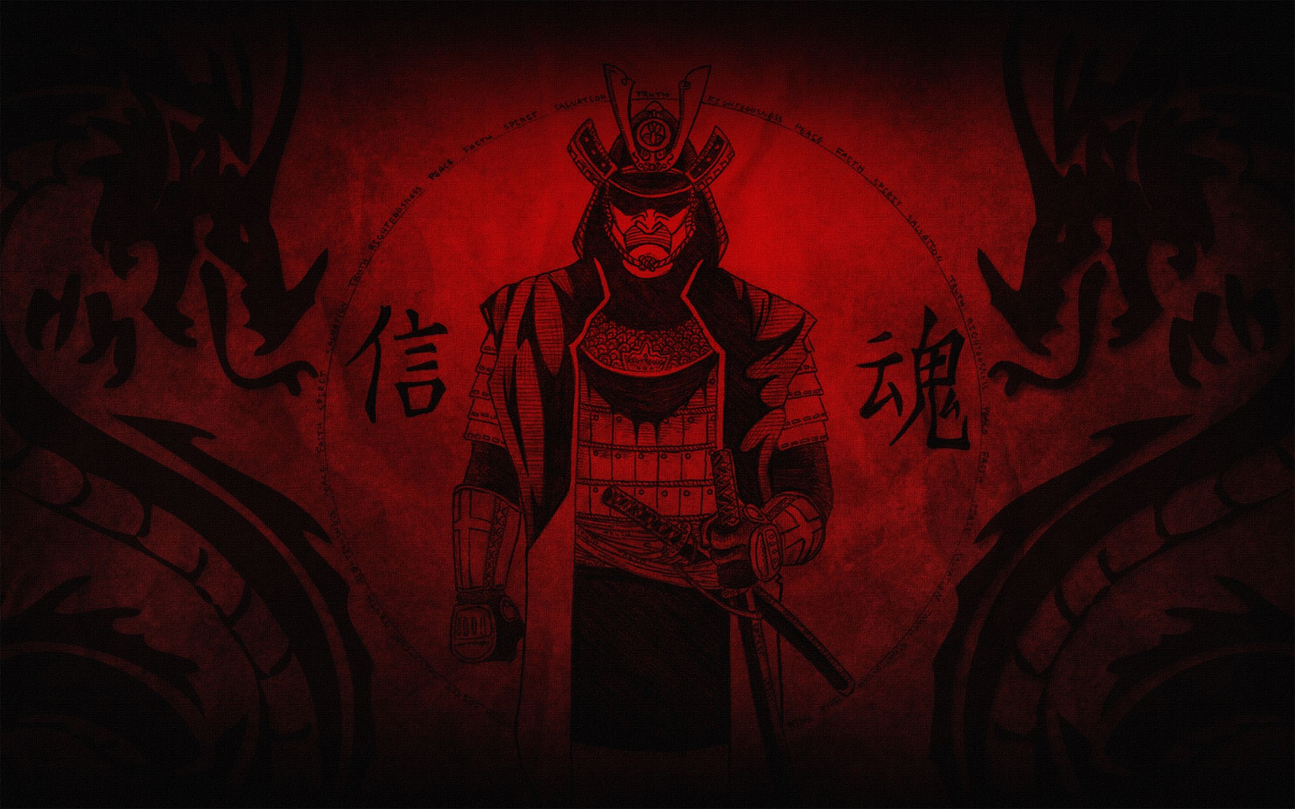 Cool Samurai Desktop Wallpapers Top Free Cool Samurai Desktop