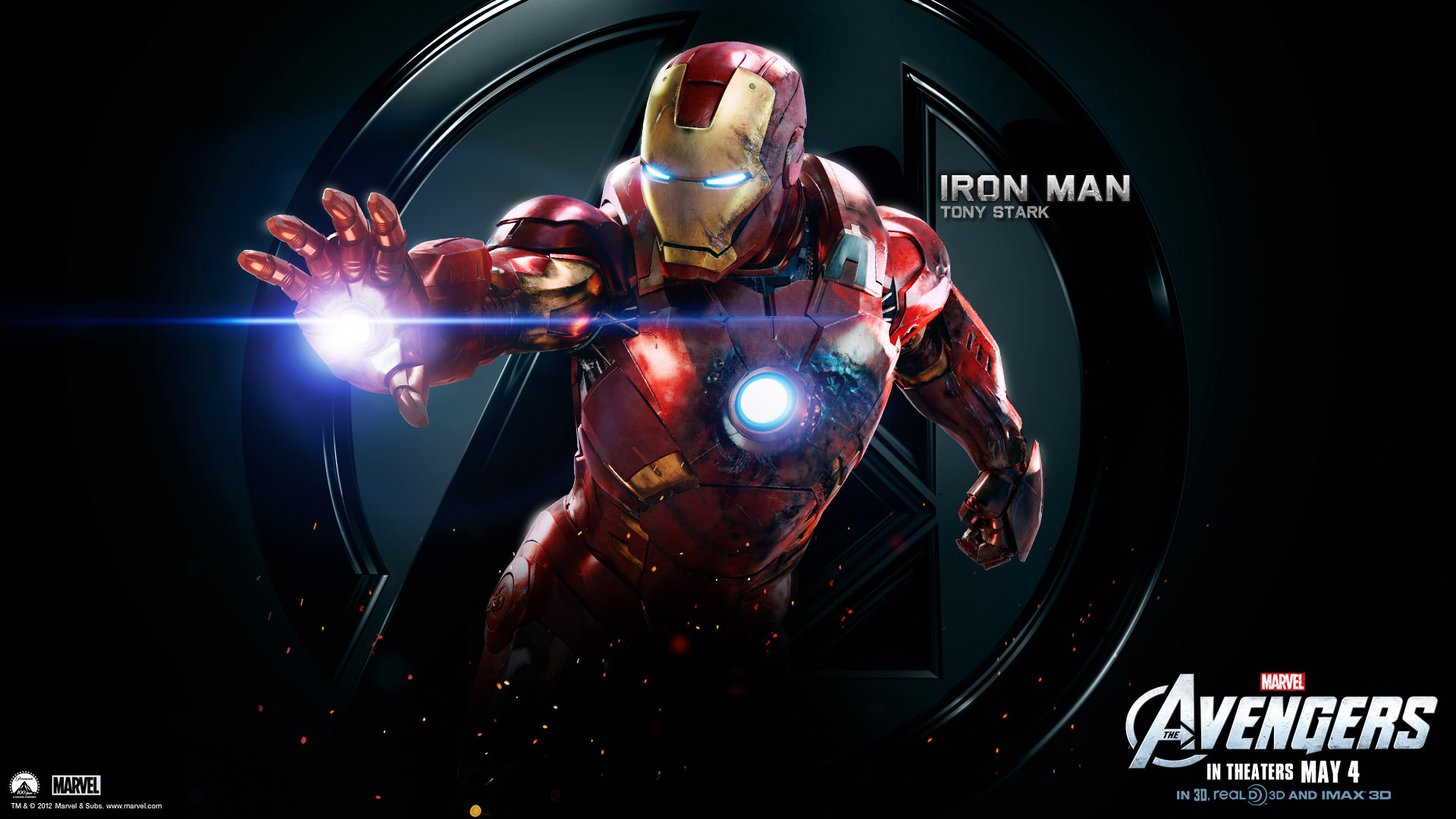 Marvel Avengers 3d Desktop Wallpapers Top Free Marvel