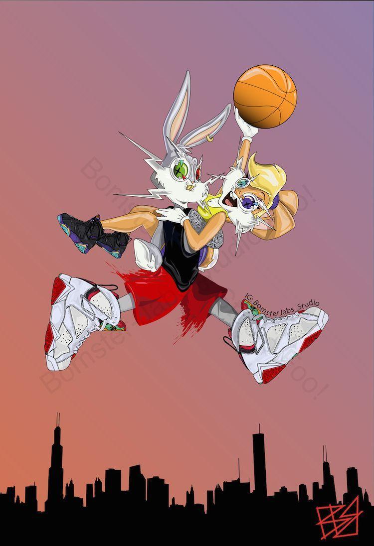 Lola Bunny and Bugs Bunny Wallpapers - Top Free Lola Bunny ...