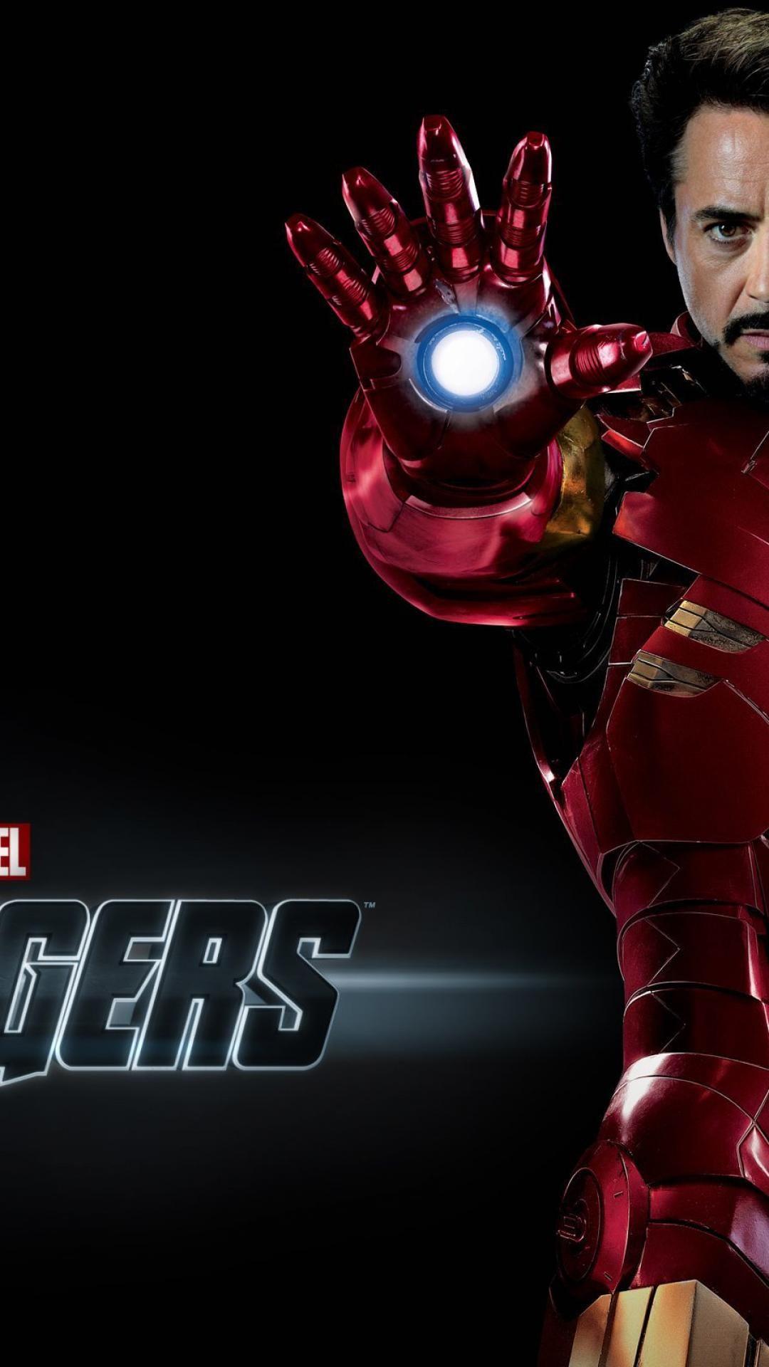 Download Ultra Hd Iron Man Hd Wallpaper For Mobile Cikimmcom