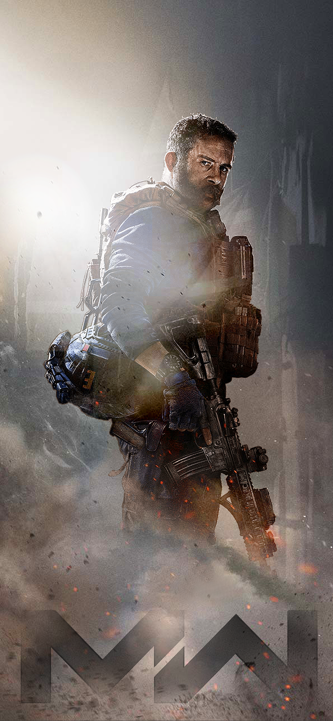call of duty warzone wallpaper iphone