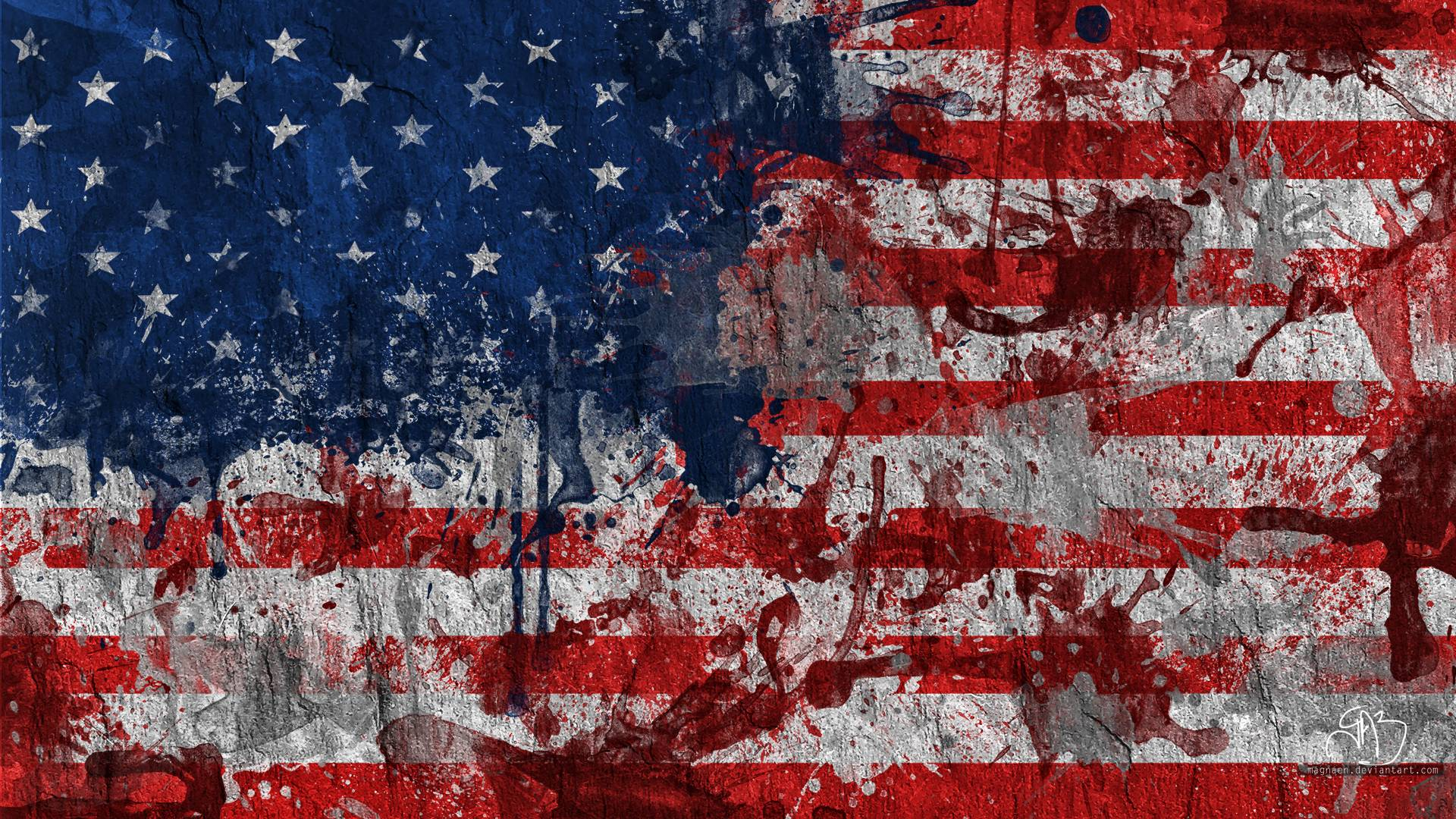 American Flag Hd Wallpapers Top Free American Flag Hd Backgrounds