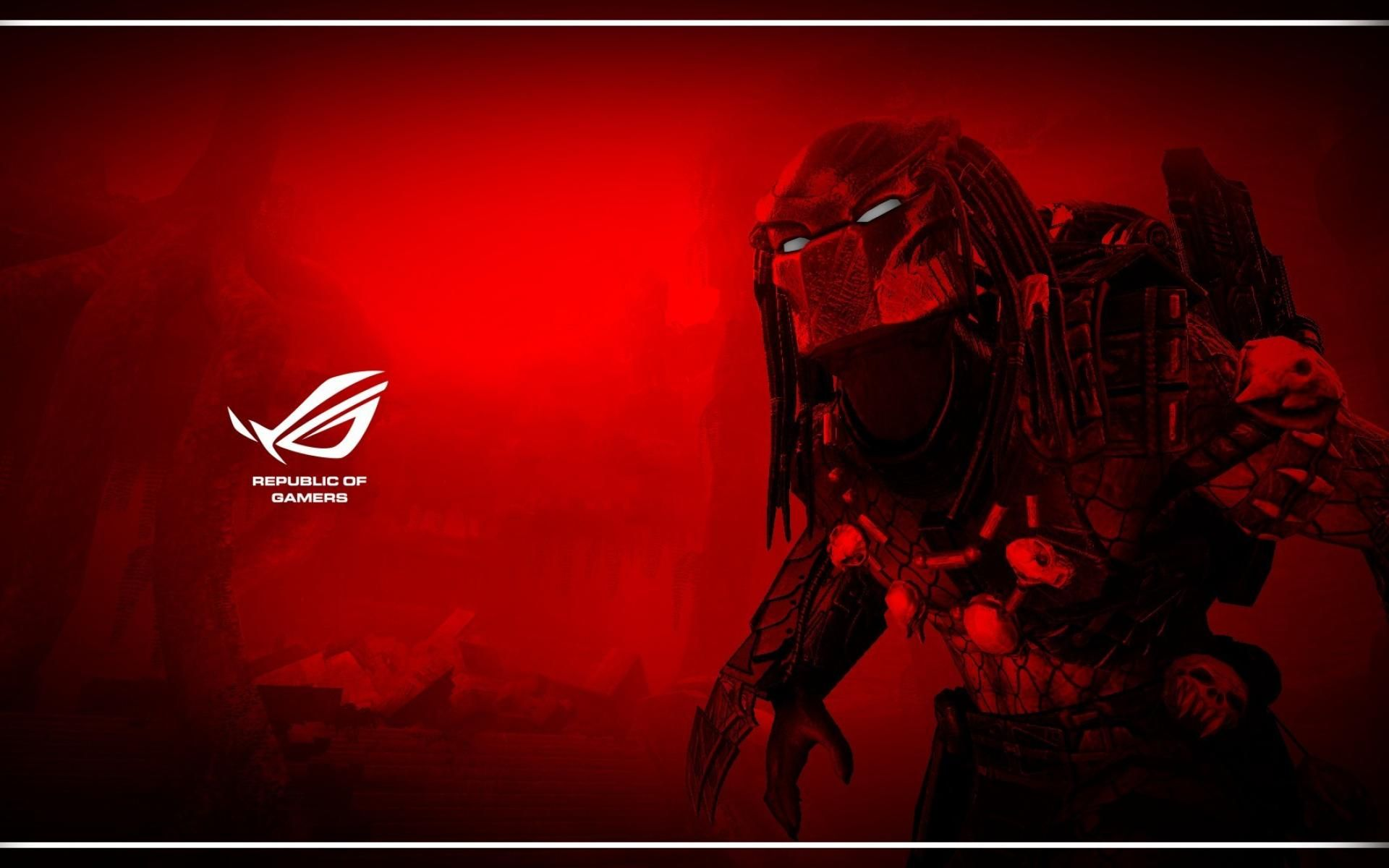 Red Gaming Wallpapers - Top Free Red Gaming Backgrounds ...