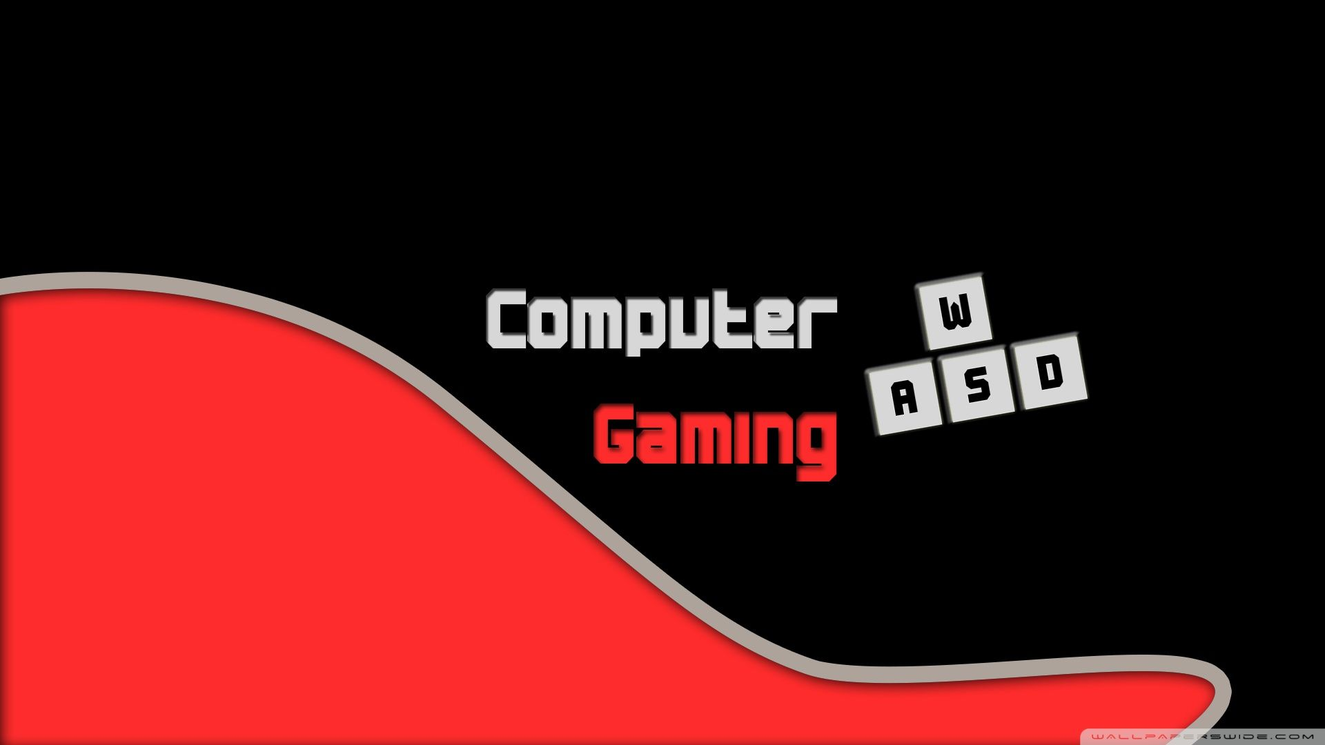 Red Gaming PC Wallpapers - Top Free Red Gaming PC ...