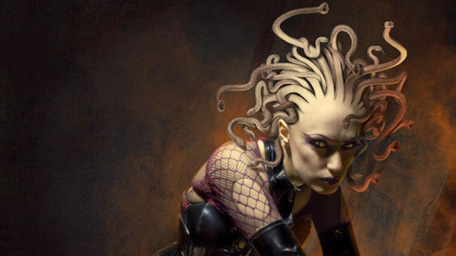 Medusa 3D Wallpapers - Top Free Medusa