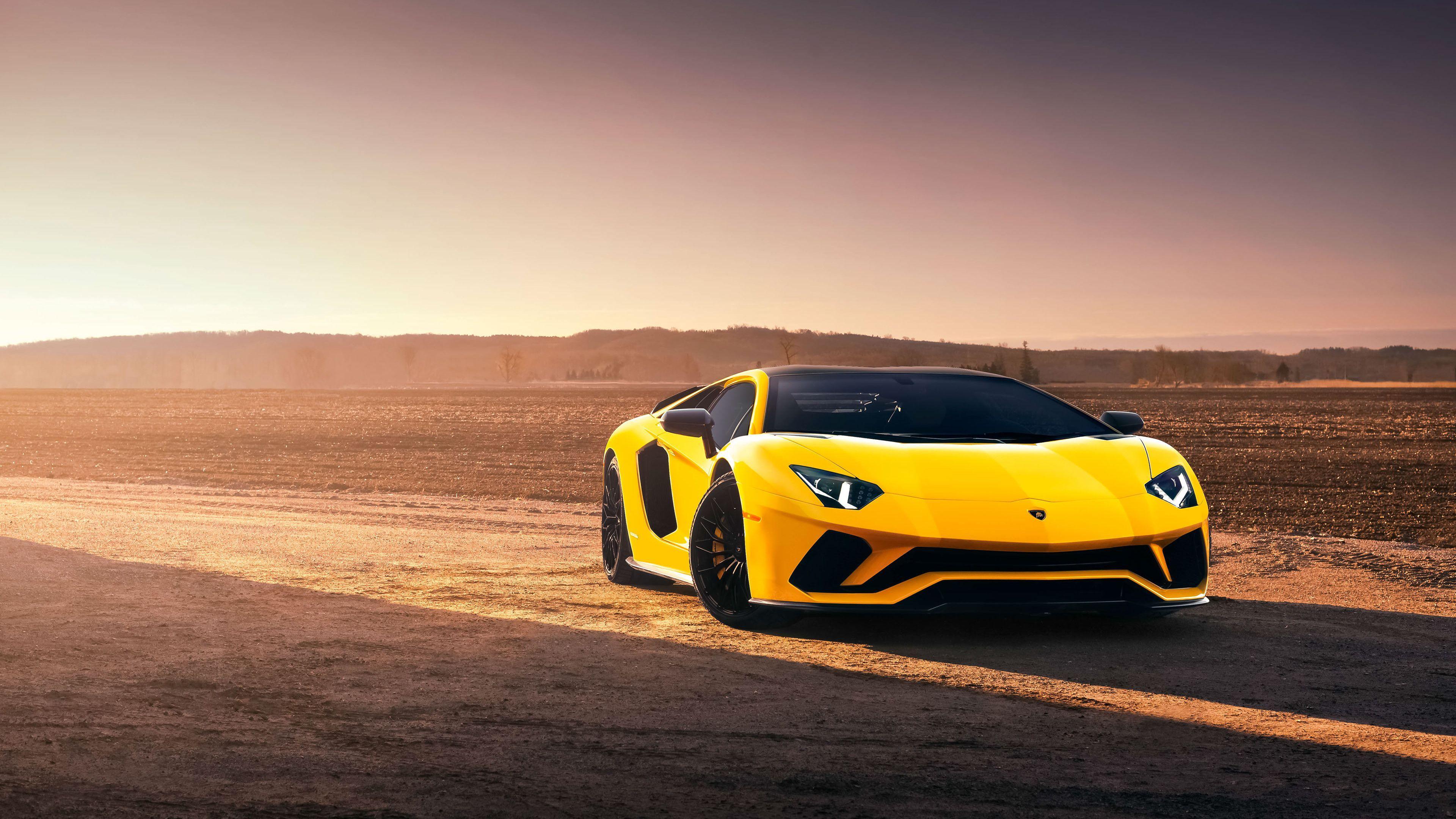 Lamborghini 4k Wallpapers Top Free Lamborghini 4k Backgrounds Wallpaperaccess