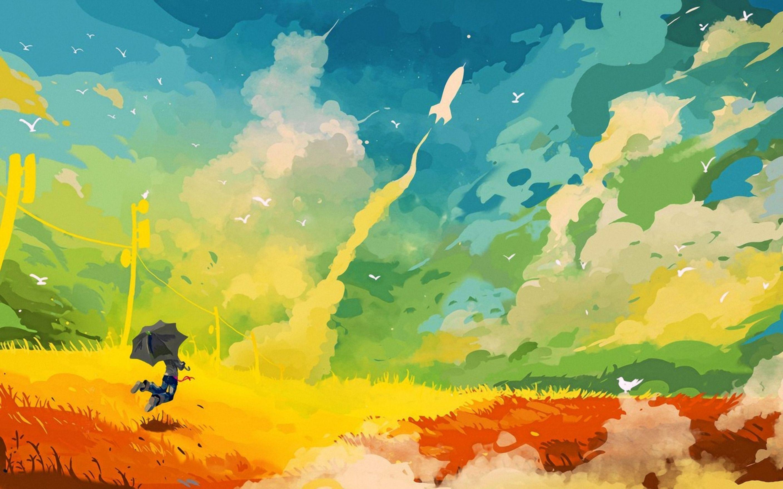 Cool Digital Art Wallpapers Top Free Cool Digital Art Backgrounds Wallpaperaccess