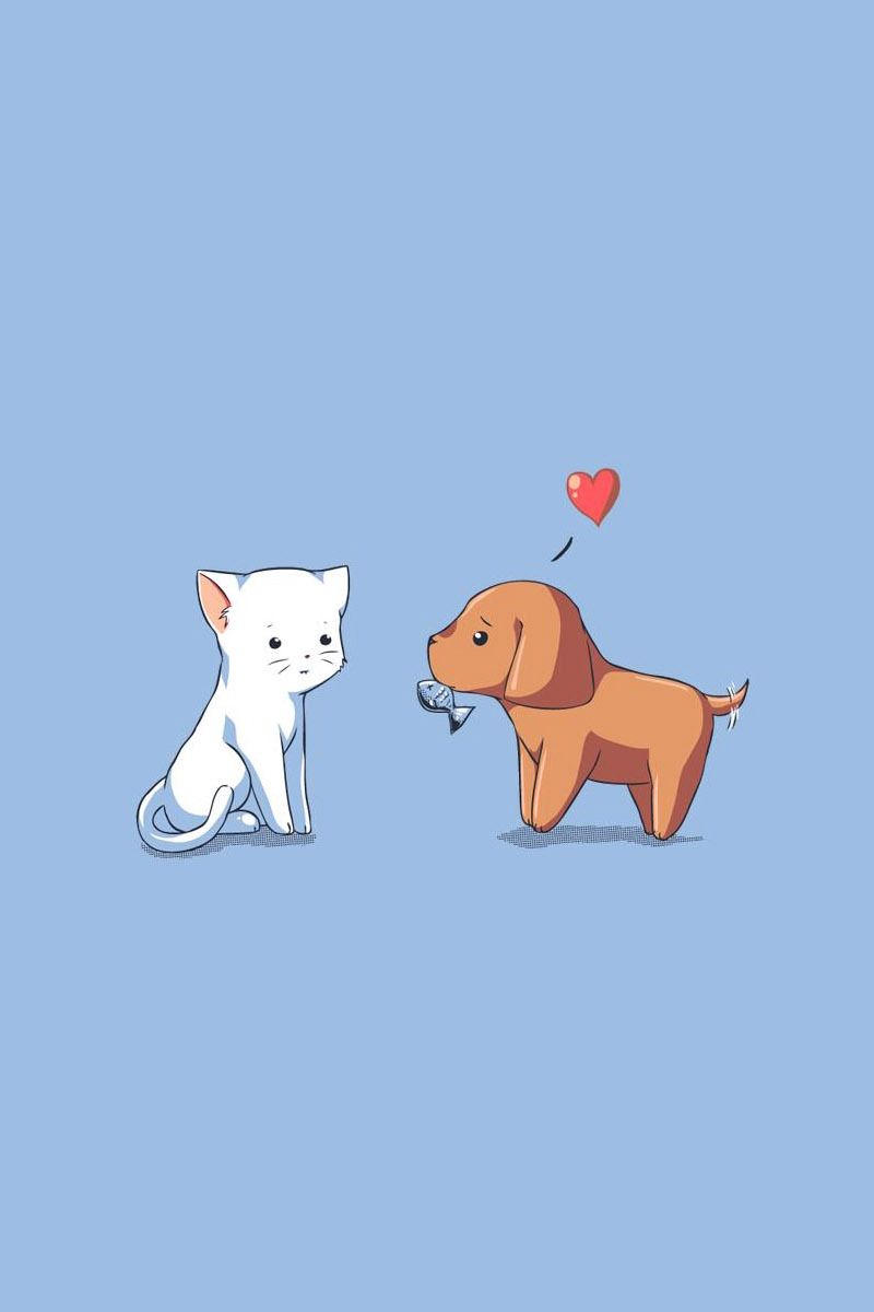 Dog Cartoon Iphone Wallpapers Top Free Dog Cartoon Iphone Backgrounds Wallpaperaccess
