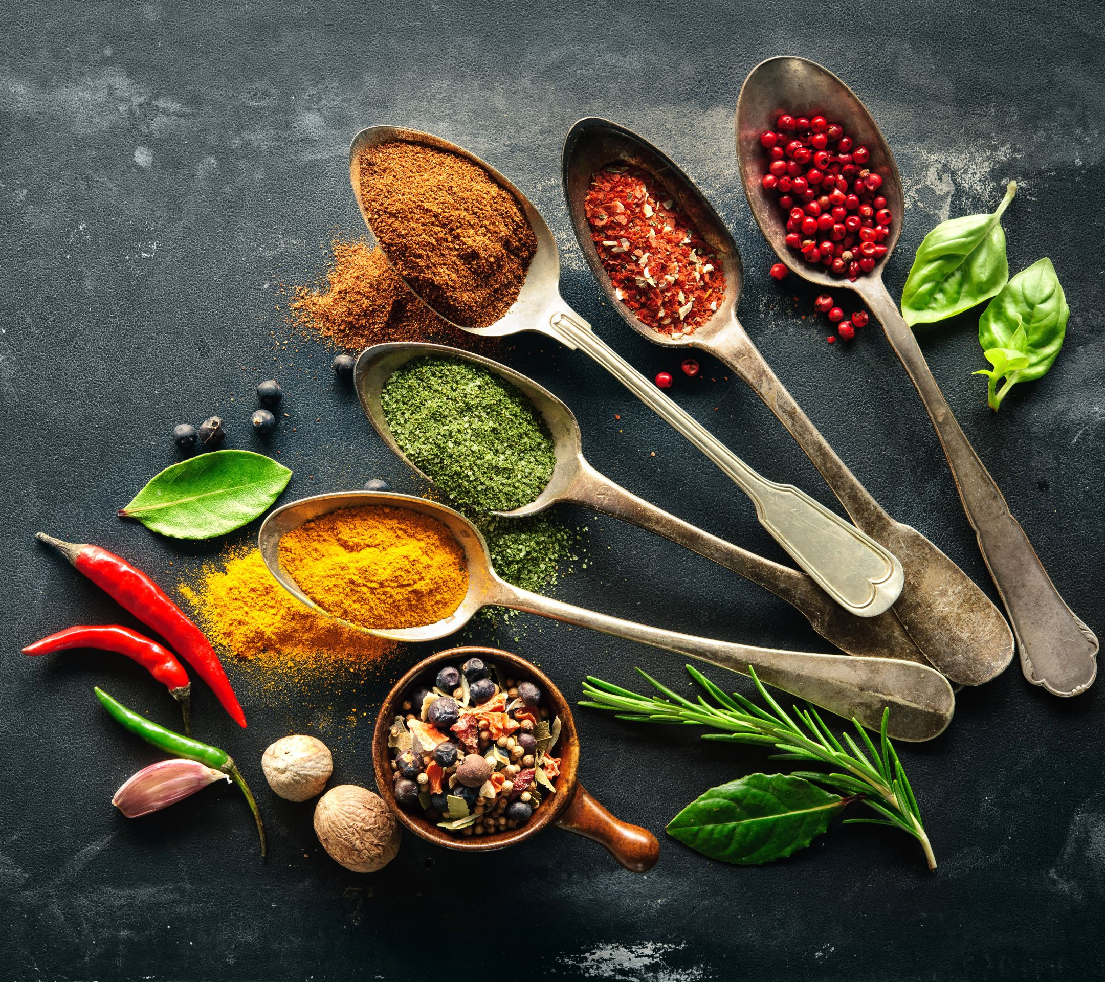 Spices Wallpapers Top Free Spices Backgrounds Wallpaperaccess