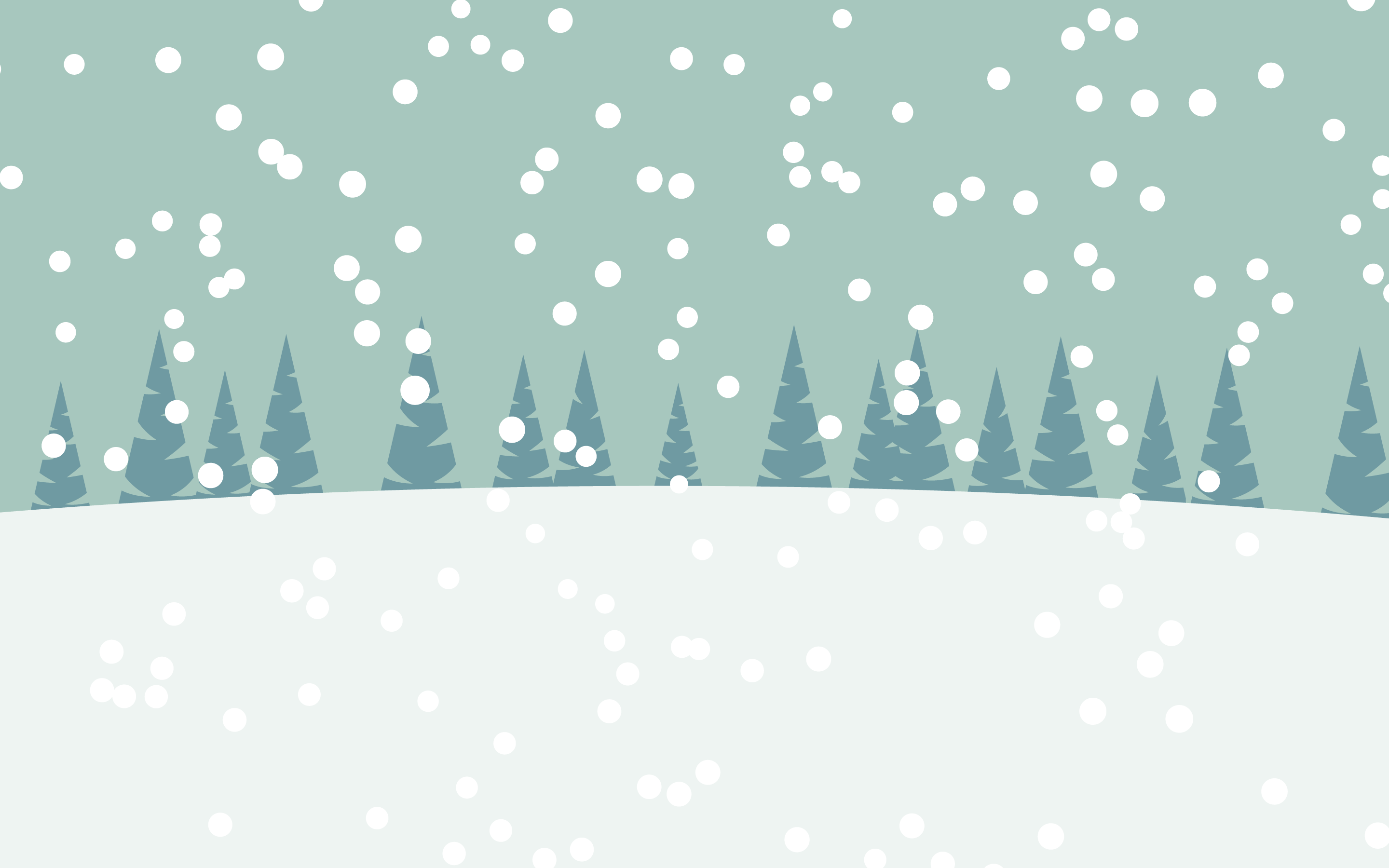 Simple Winter Wallpapers Top Free Simple Winter Backgrounds Wallpaperaccess