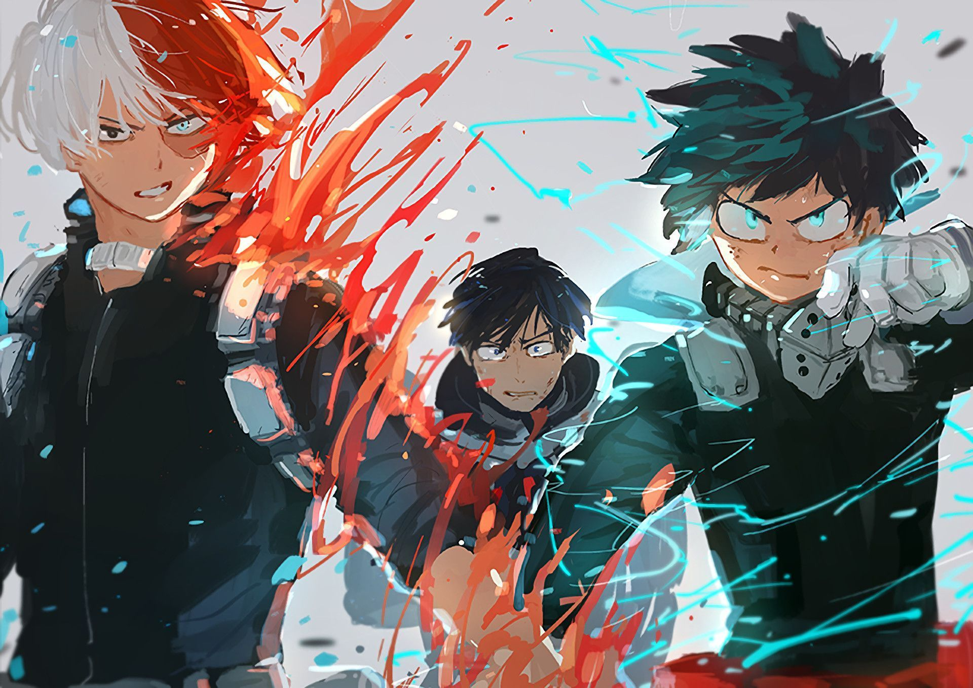 Featured image of post Anime Aesthetic Wallpaper Desktop Mha