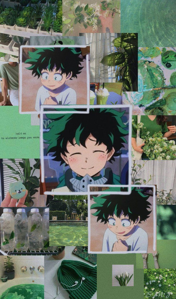 Aesthetic My Hero Academia Wallpapers Top Free Aesthetic