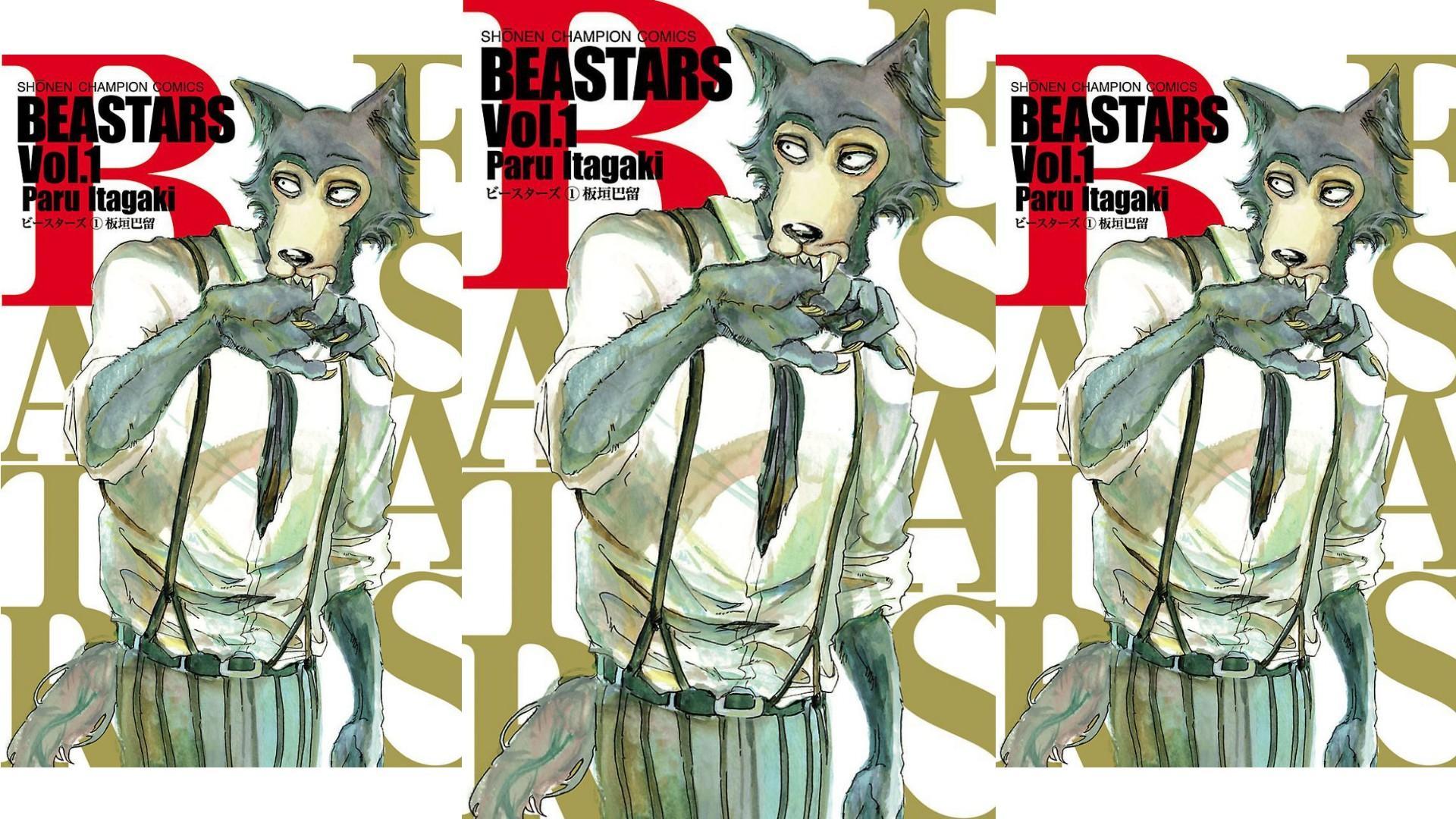 1920x1080 BEASTARS TV Anime | Anonesan