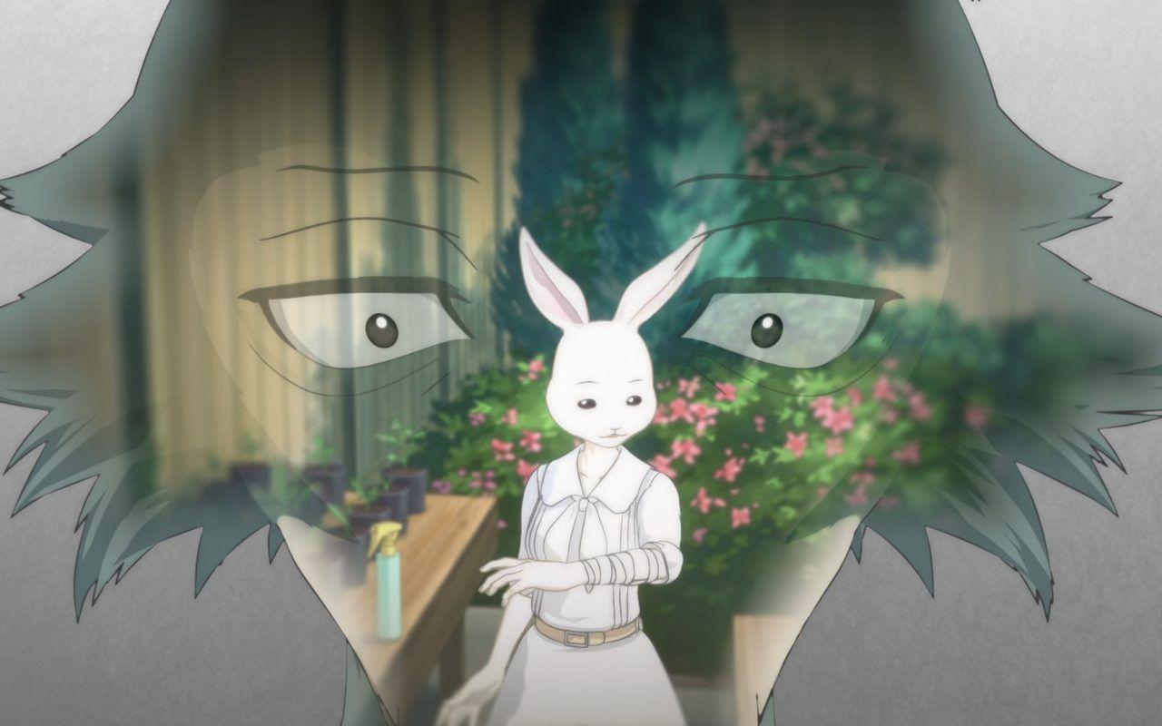 1280x800 Beastars - 02 - Lost in Anime