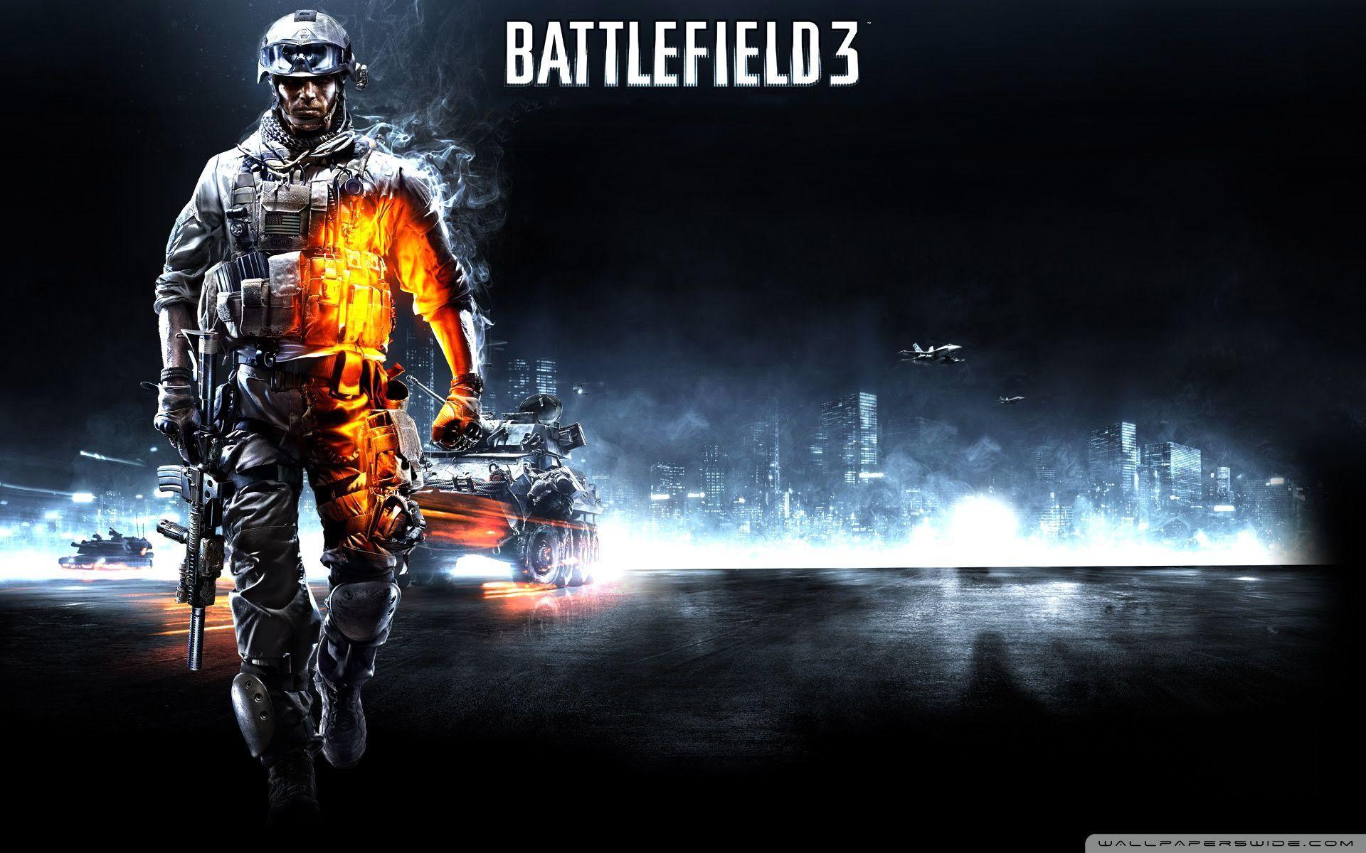 Battlefield 3 Wallpapers Top Free Battlefield 3 Backgrounds Wallpaperaccess