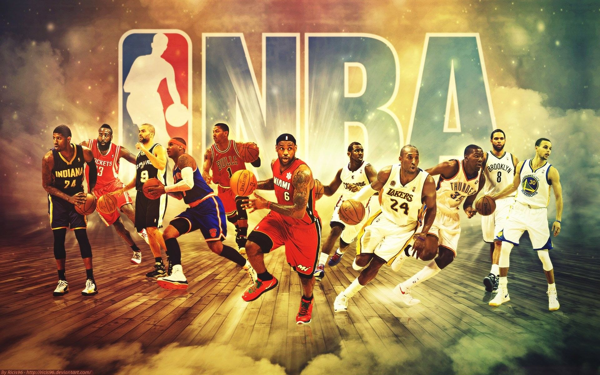 NBA Players Wallpapers - Top Free NBA Players Backgrounds - WallpaperAccess