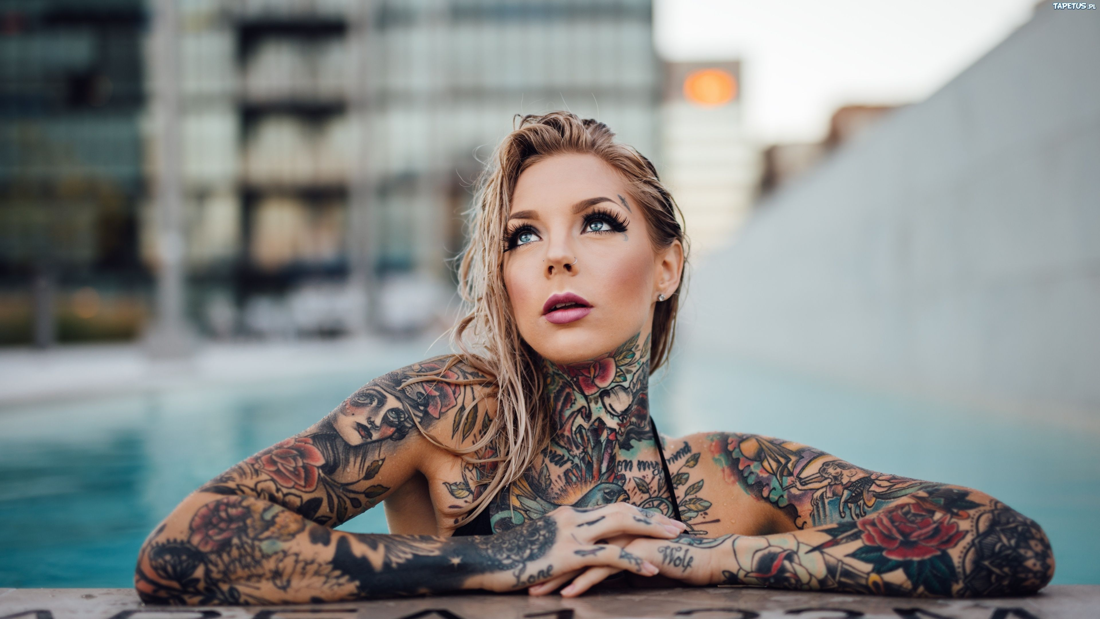 Tattoo Girl Wallpapers Top Free Tattoo Girl Backgrounds