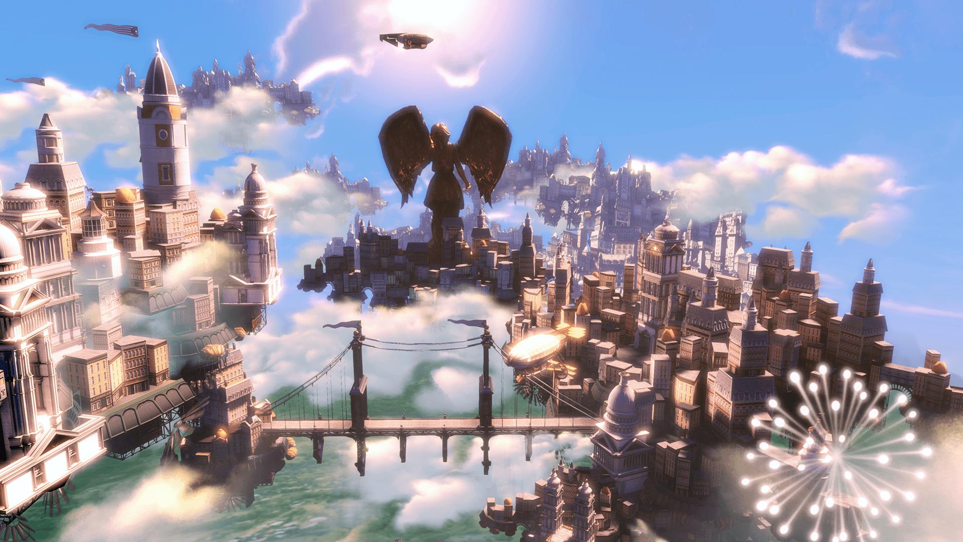 BioShock Infinite City Wallpapers - Top Free BioShock ...