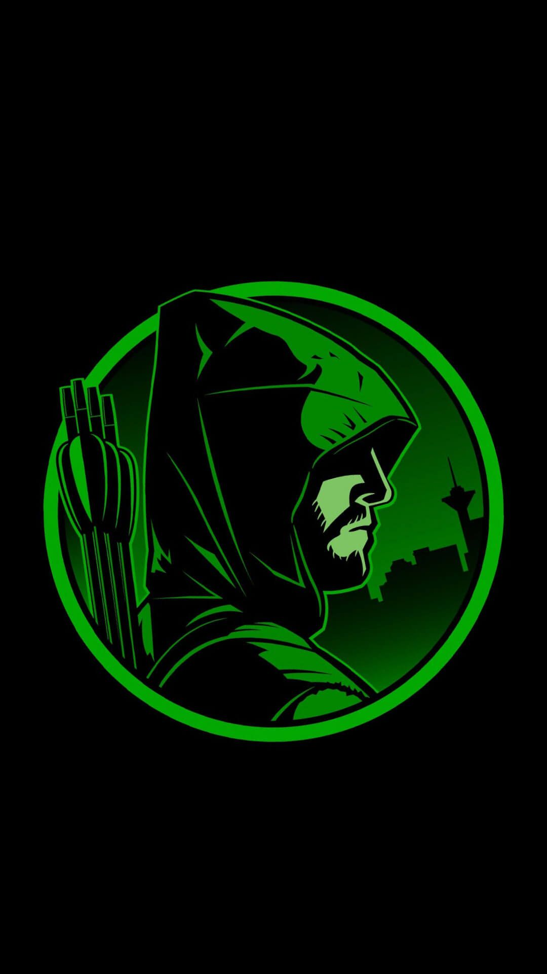 Green Arrow Iphone Wallpapers Top Free Green Arrow Iphone