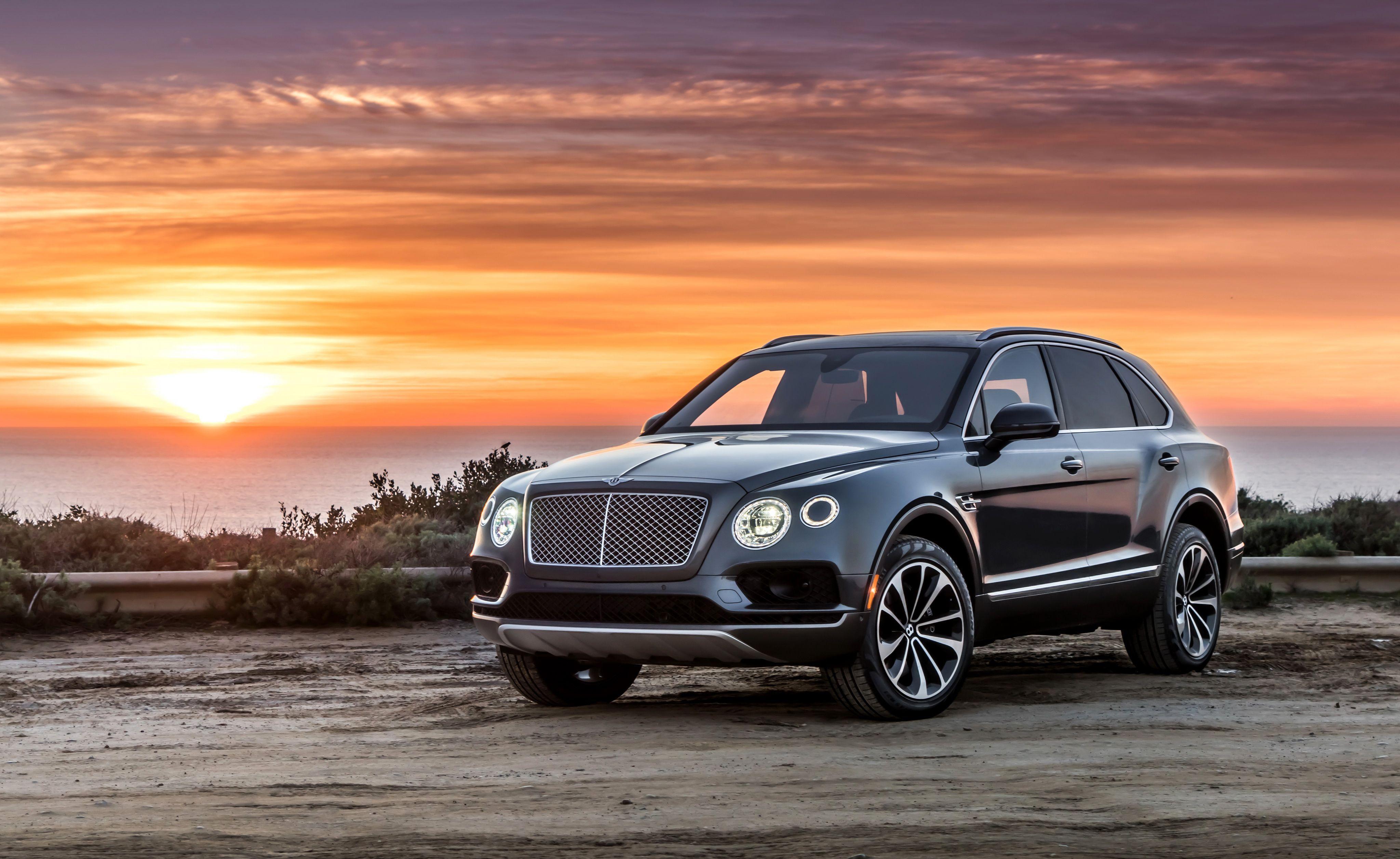 Bentley Bentayga Wallpapers Top Free Bentley Bentayga Backgrounds Wallpaperaccess