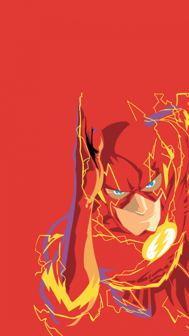 54 Best Free The Flash IPhone Wallpapers