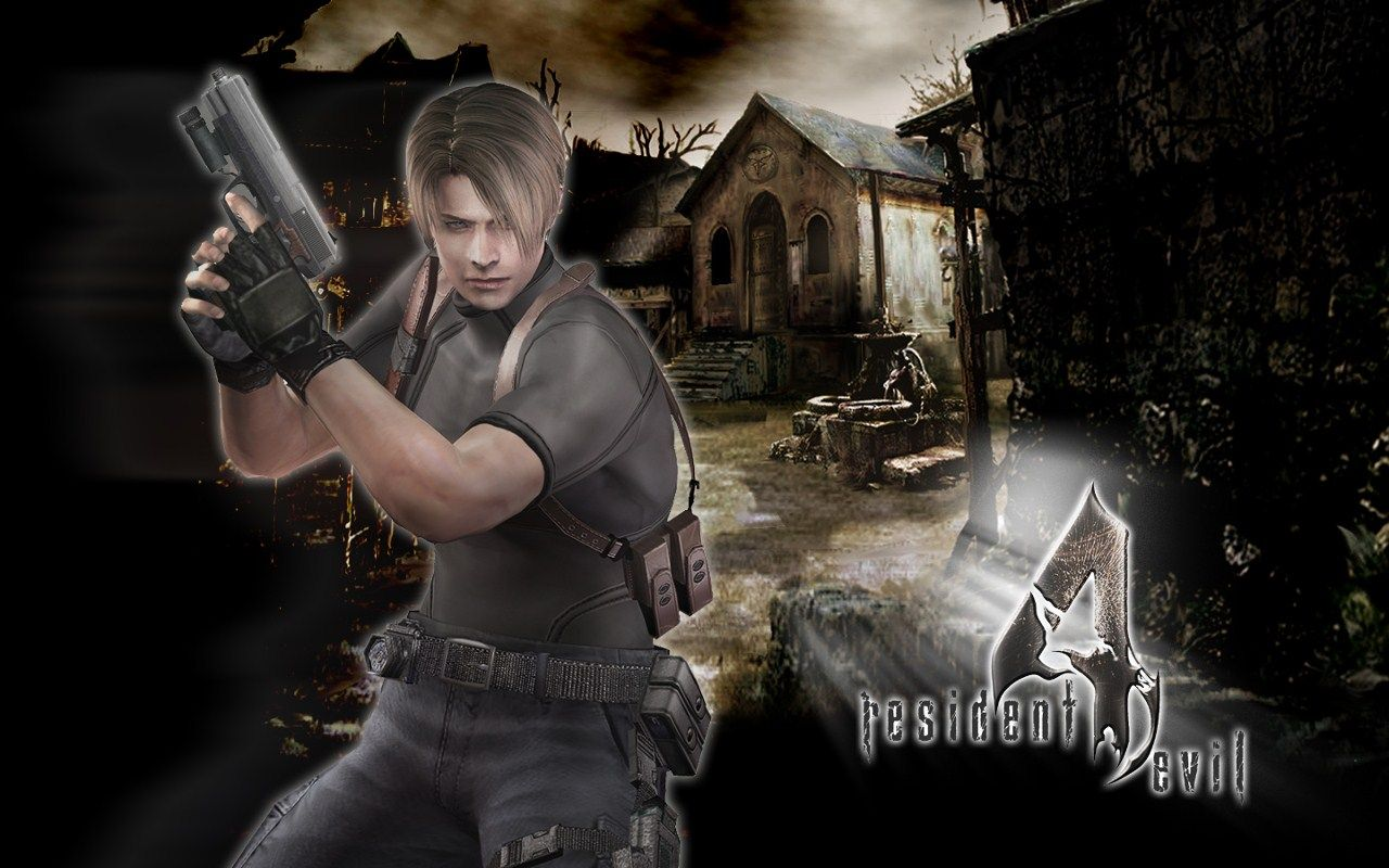Resident Evil 4 Wallpapers Top Free Resident Evil 4 Backgrounds