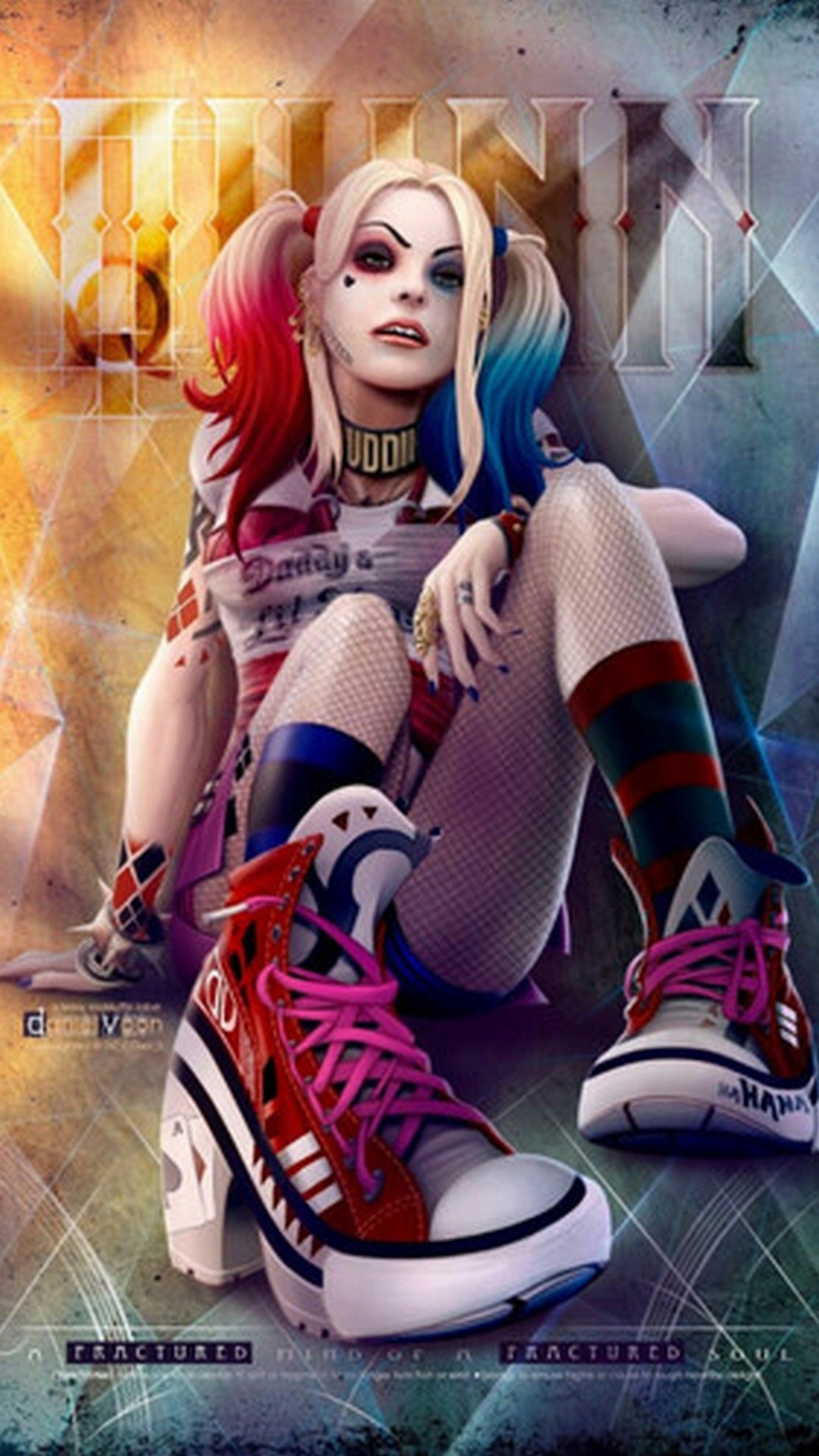 Harley Quinn Android Wallpapers Top Free Harley Quinn Android