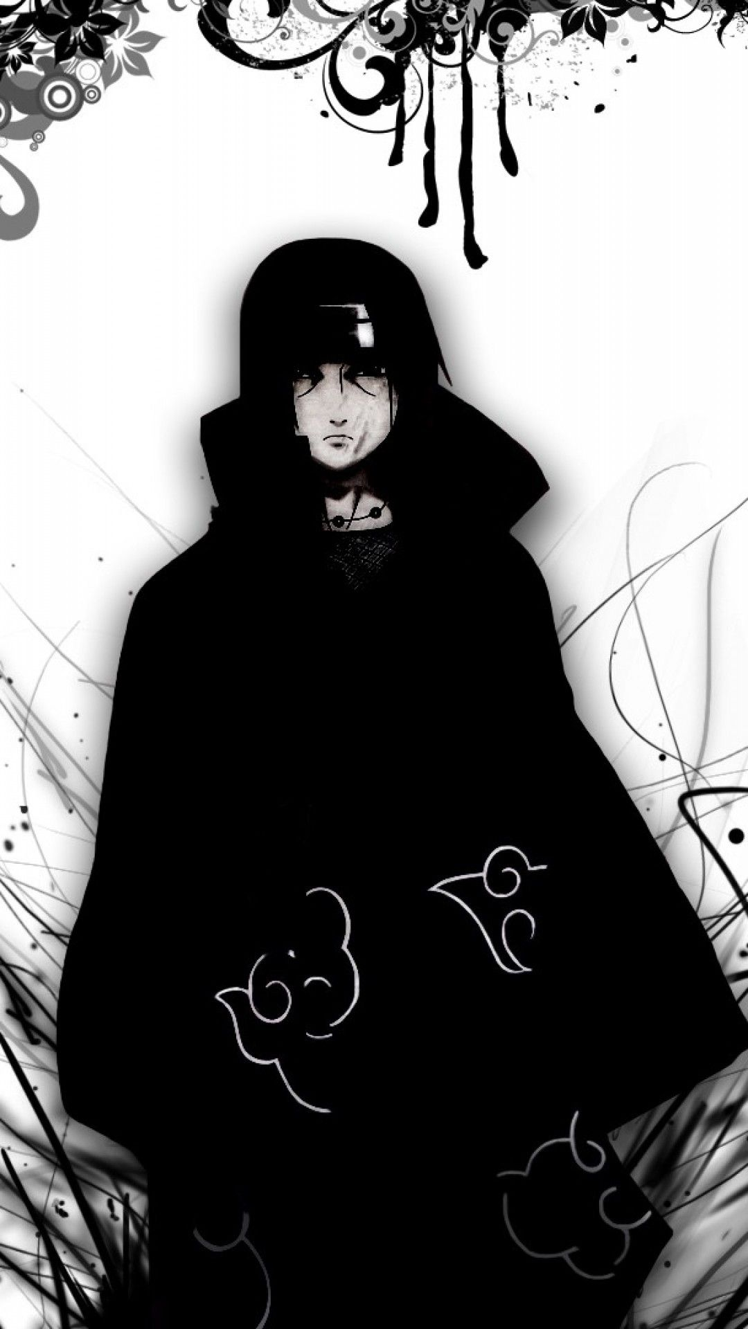 Itachi Aesthetic Wallpapers Top Free Itachi Aesthetic Backgrounds Wallpaperaccess