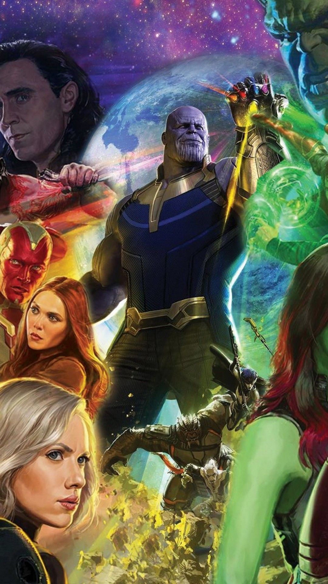 Avengers infinity wallpapers top free avengers infinity - Avengers infinity war wallpaper iphone ...