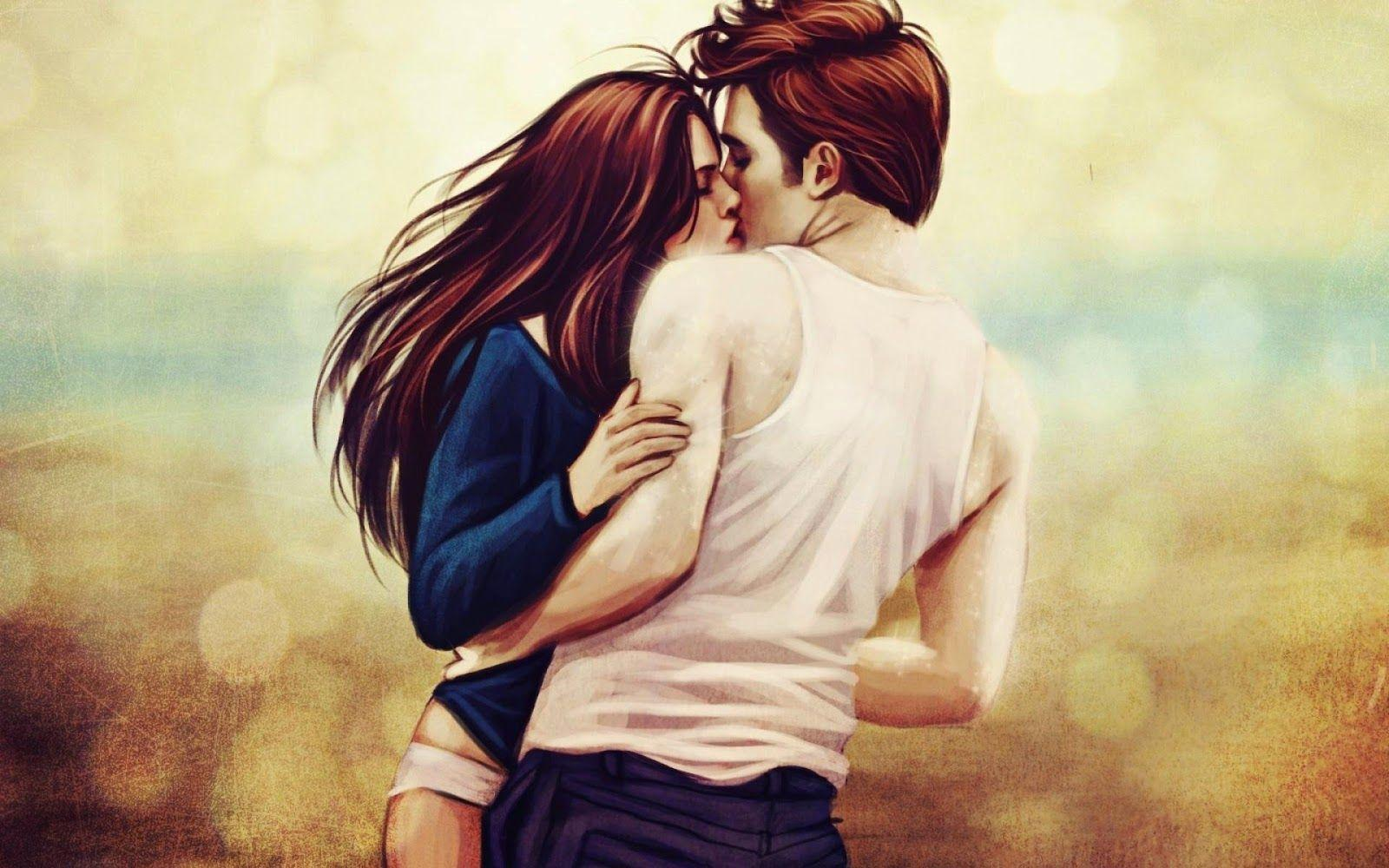 Romantic Kiss Wallpapers Top Free Romantic Kiss Backgrounds