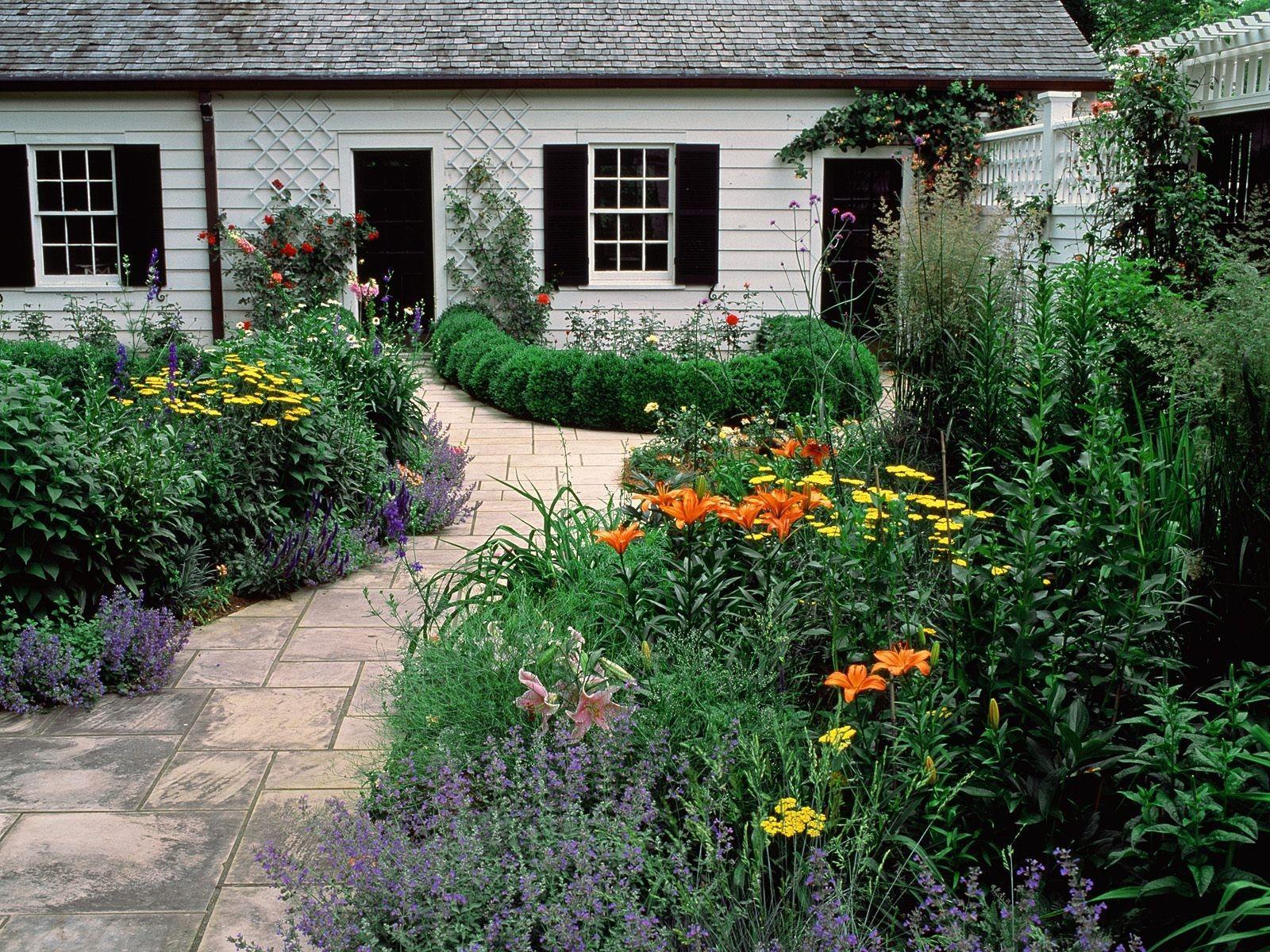 Cottage Garden Wallpapers - Top Free Cottage Garden ...
