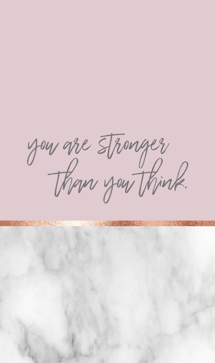 Cute Inspirational Quotes Wallpapers - Top Free Cute ...