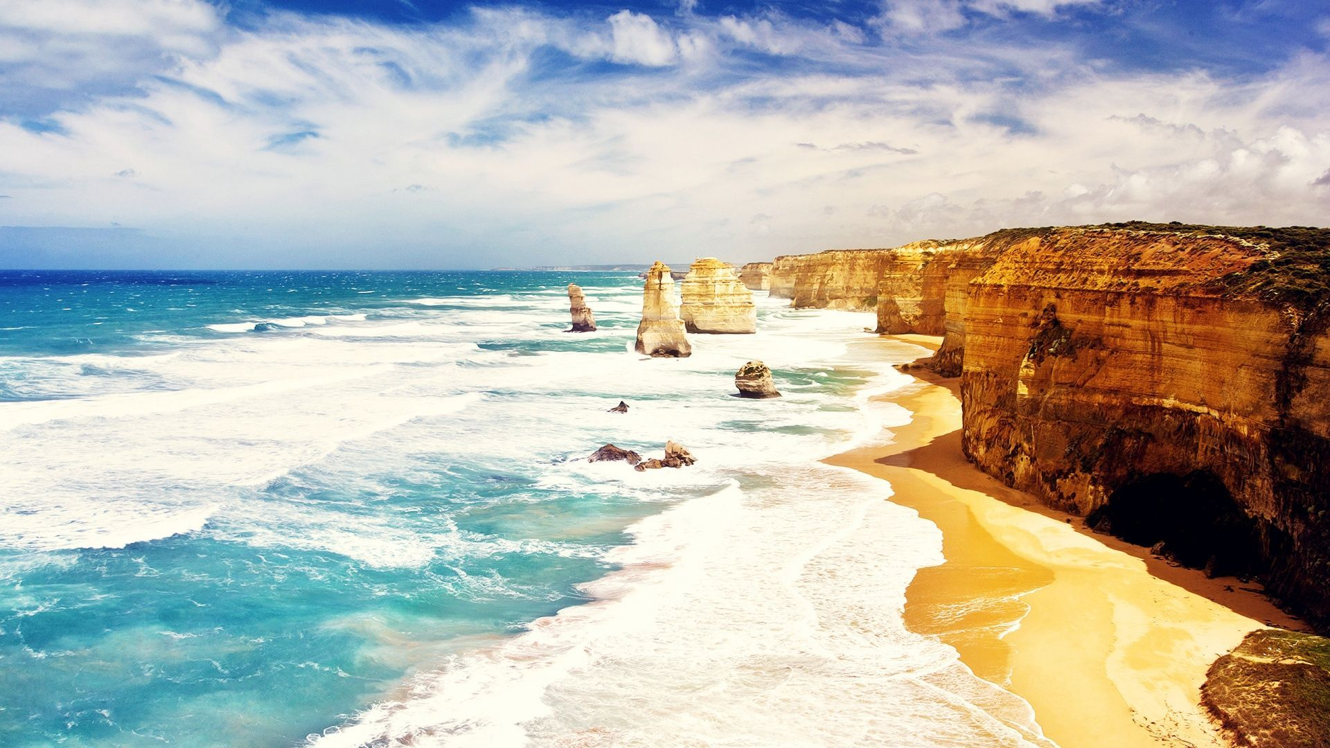 Australian Beach Wallpapers Top Free