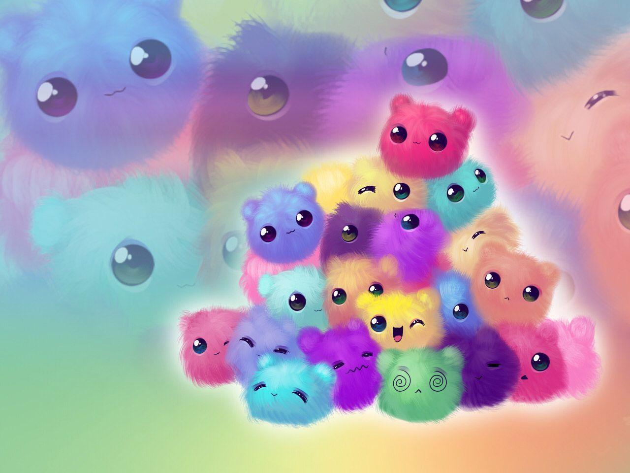 Wallpaper Cool And Cute