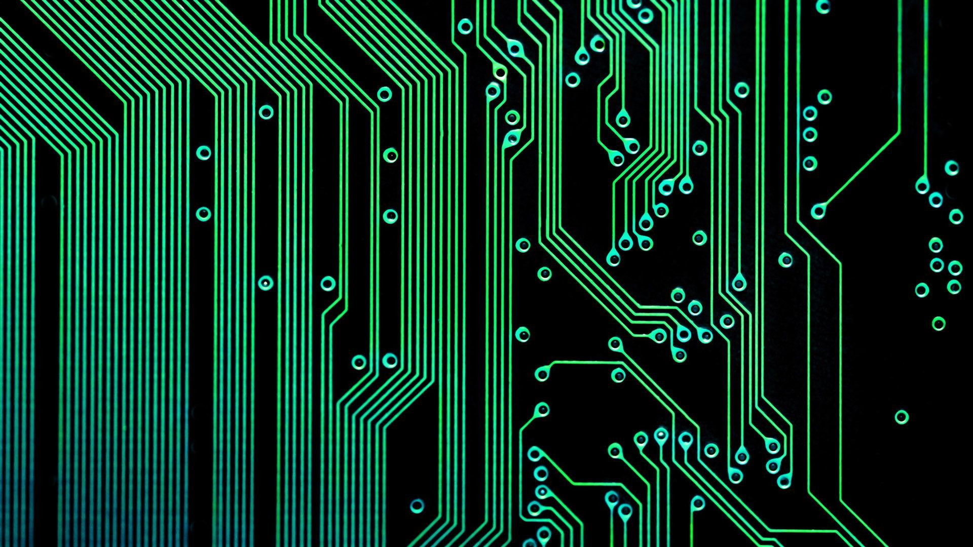 Electronic Circuit Wallpapers - Top