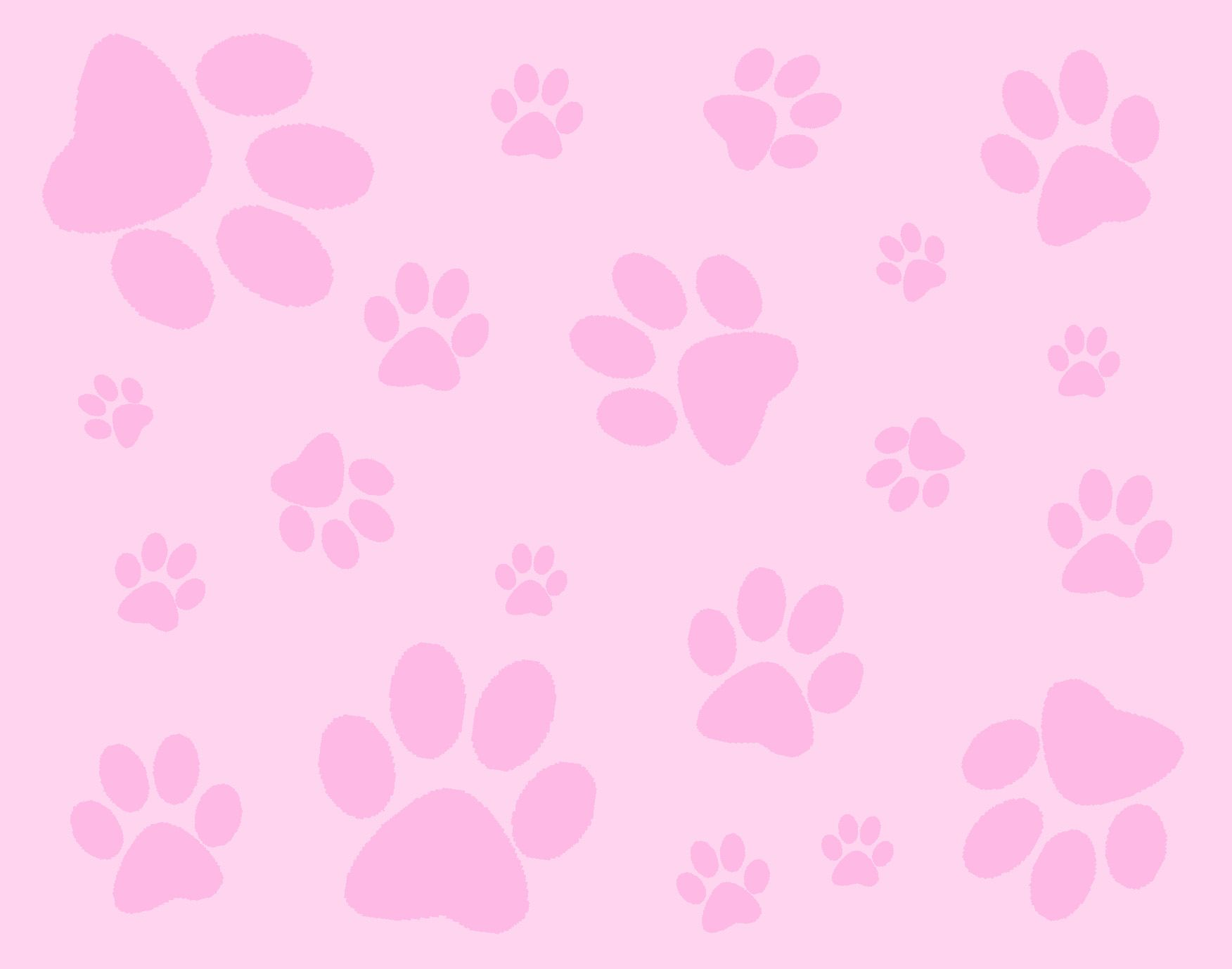 Paw Print Wallpapers Top Free Paw Print Backgrounds Wallpaperaccess