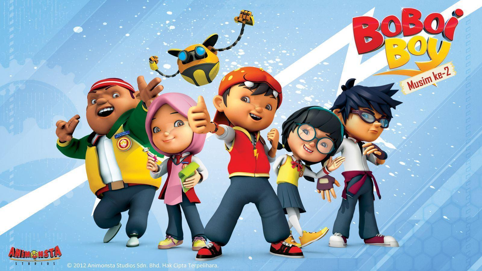 BoBoiBoy Wallpapers Top Free BoBoiBoy Backgrounds