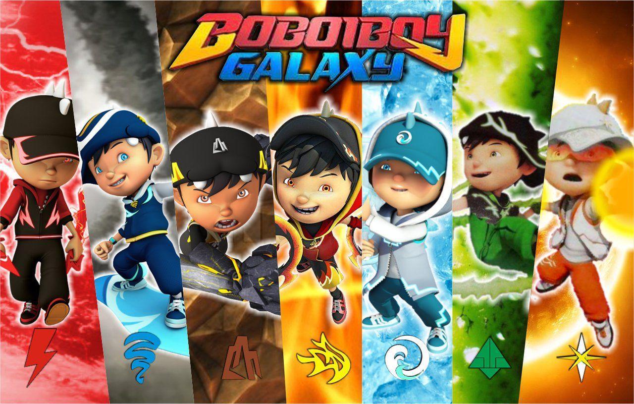 BoBoiBoy Wallpapers Top Free BoBoiBoy Backgrounds