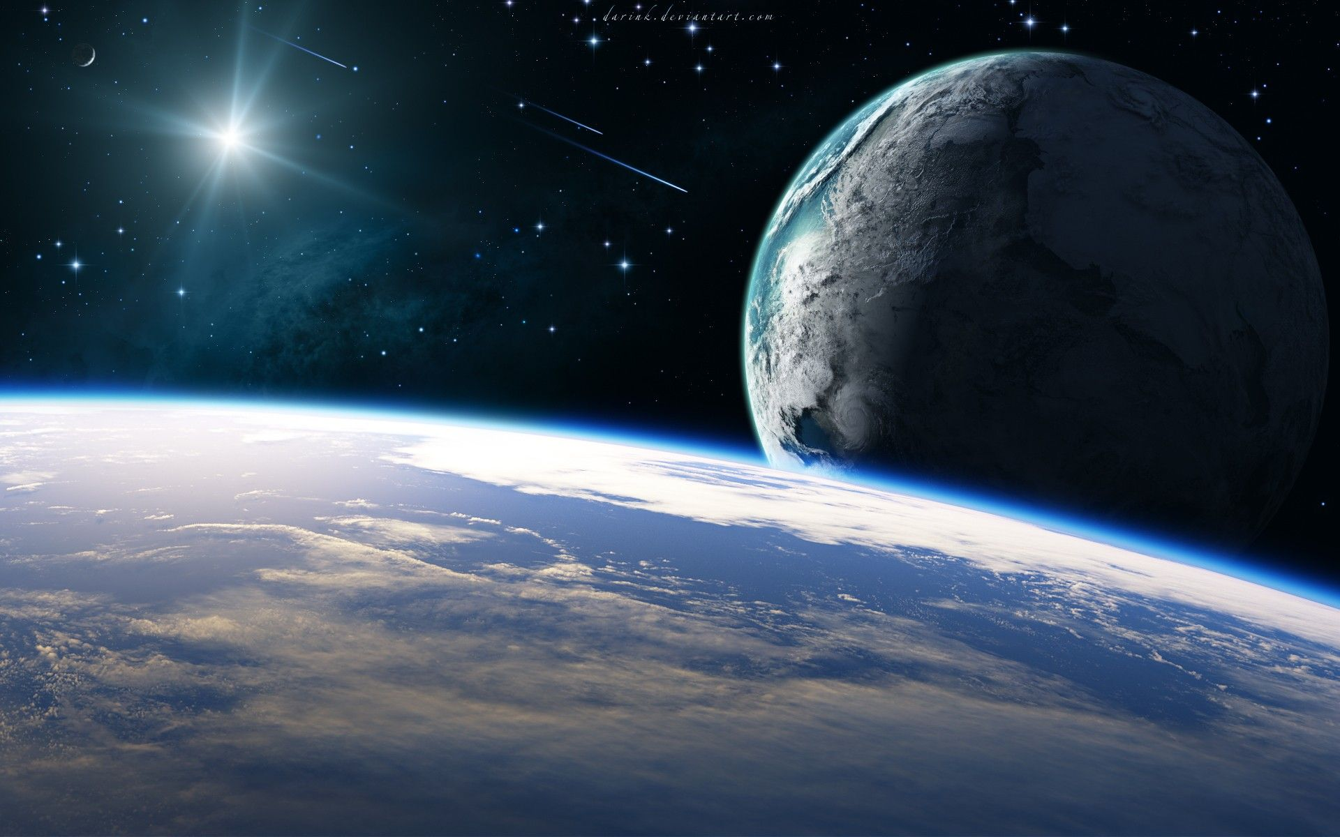 Earth From Space Wallpapers - Top Free ...