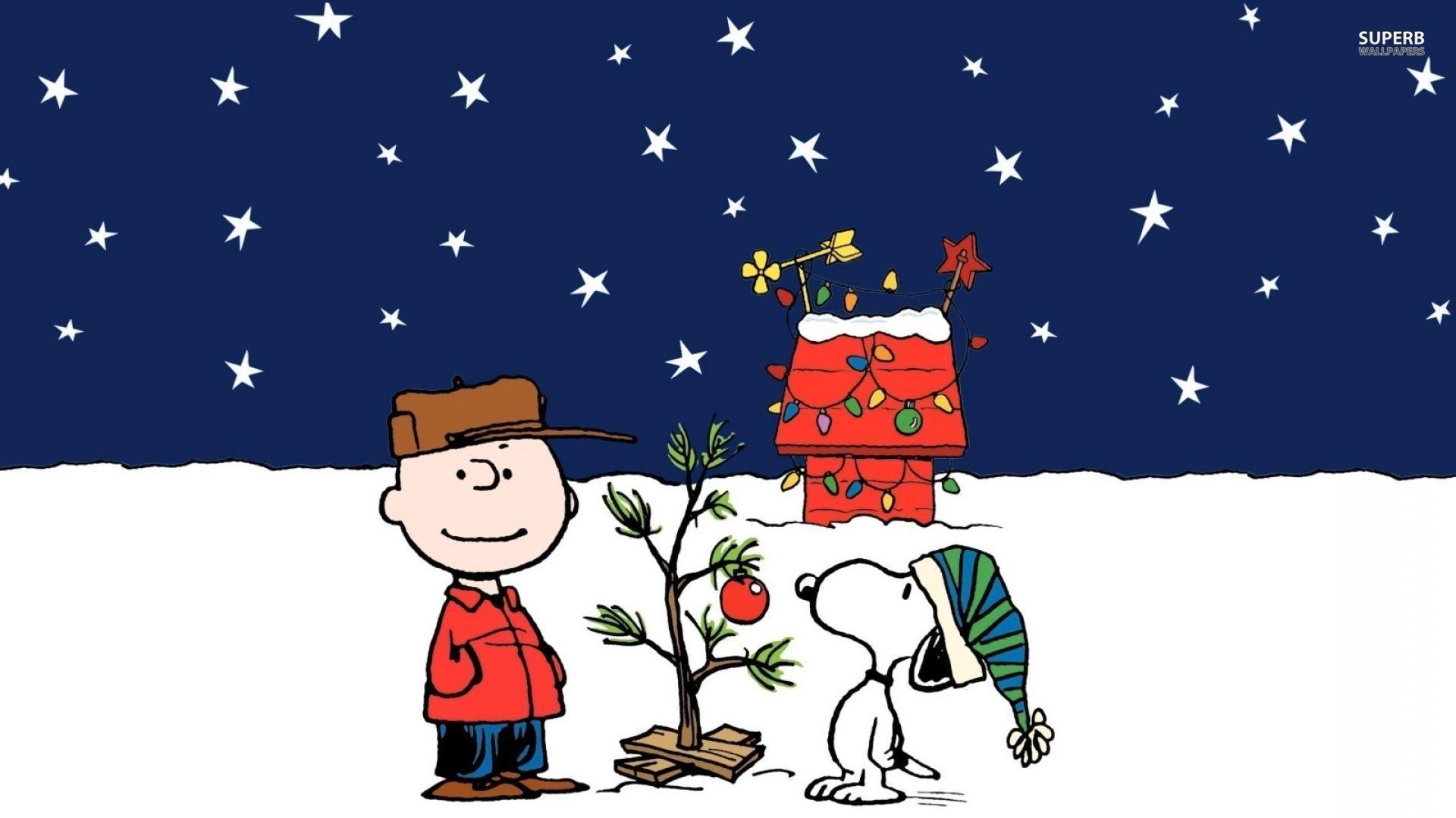 Peanuts Christmas Wallpapers - Top Free Peanuts Christmas ...