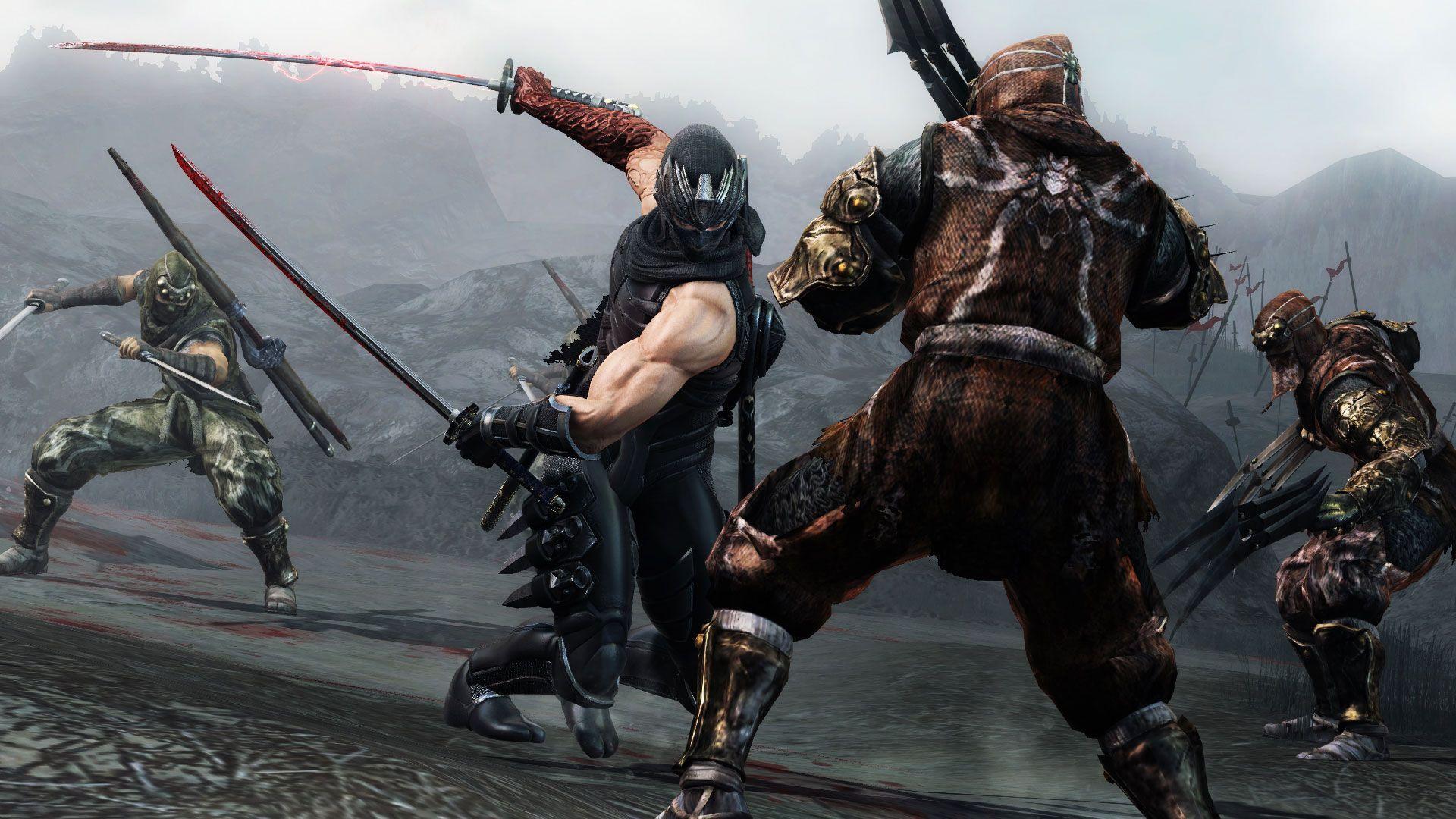 ninja gaiden 2 pc download