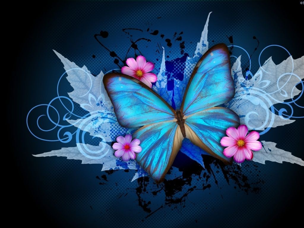 Abstract Butterflies Desktop Wallpapers Top Free Abstract Butterflies Desktop Backgrounds Wallpaperaccess