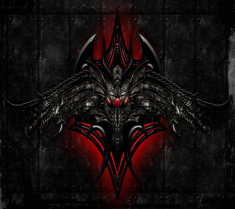 Cool Dark Demon Wallpaper