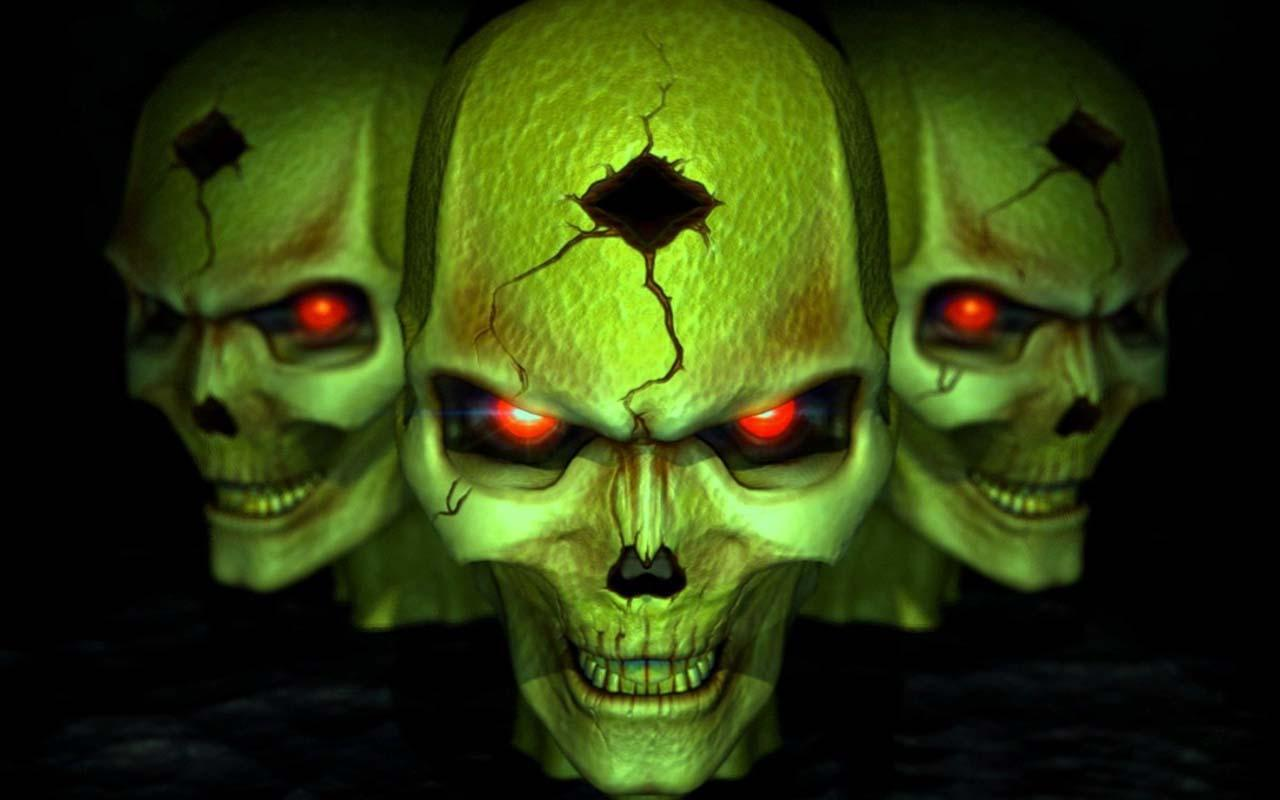 3D Horror Wallpapers - Top Free 3D ...