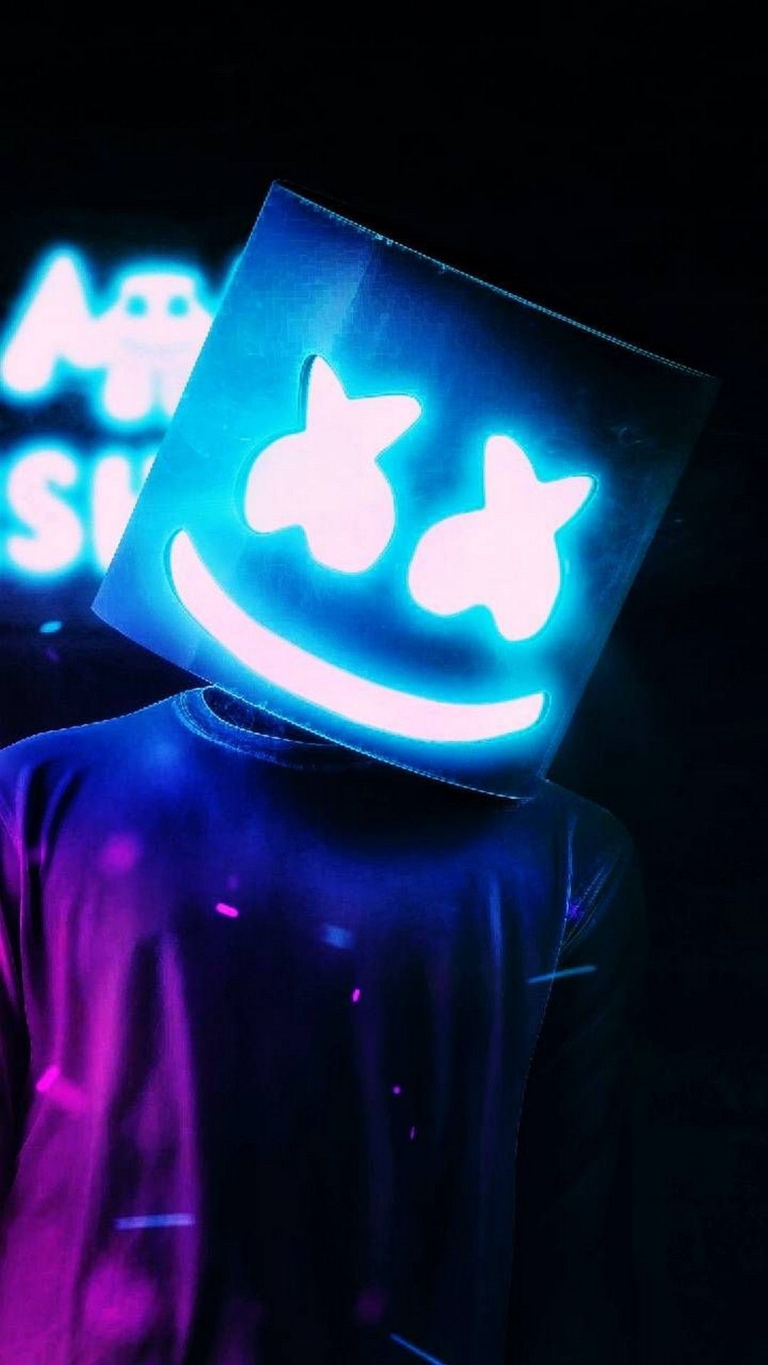 Marshmello Hd Iphone Wallpapers Top Free Marshmello Hd Iphone Backgrounds Wallpaperaccess