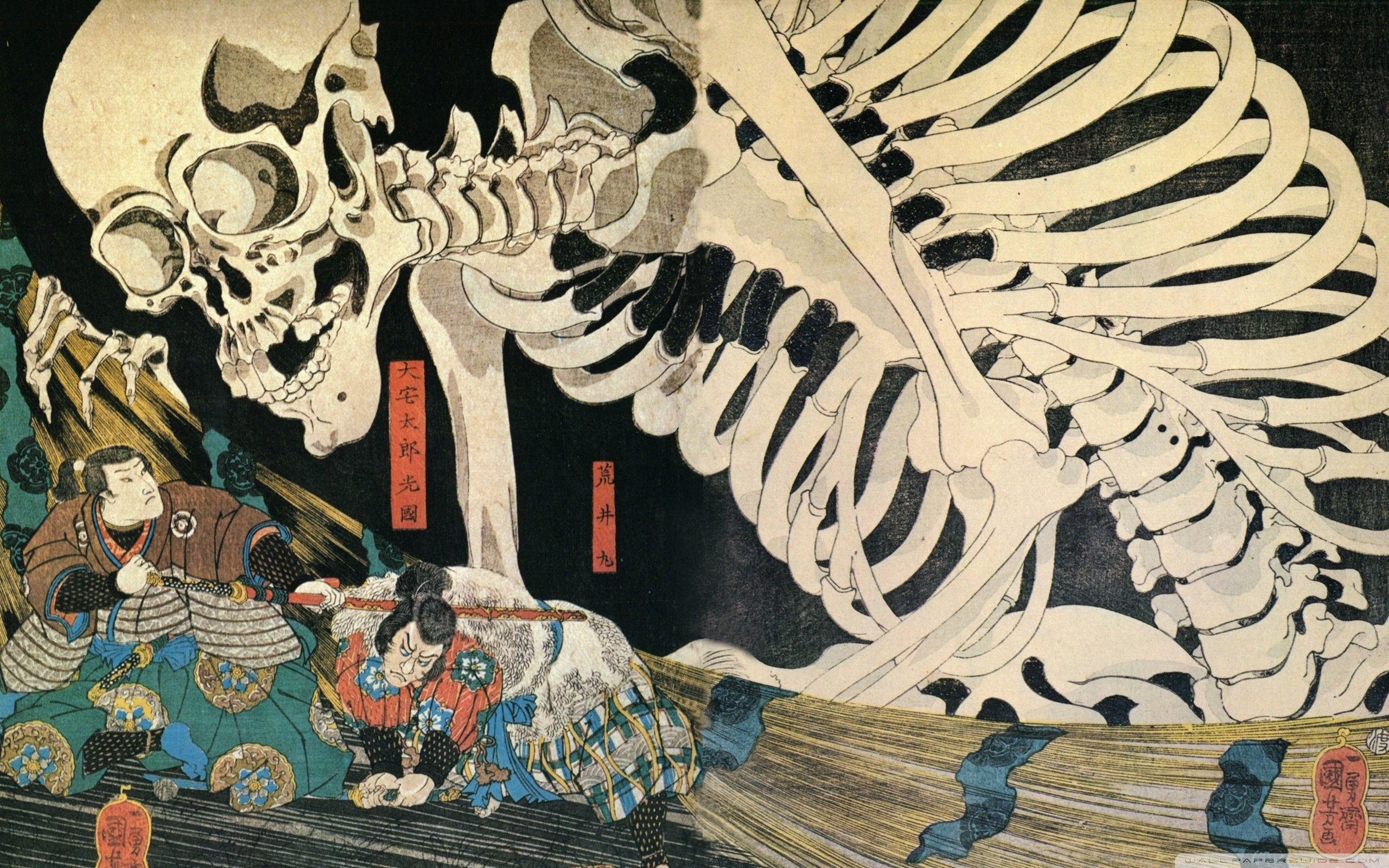 Japanese Art Wallpapers Top Free Japanese Art Backgrounds